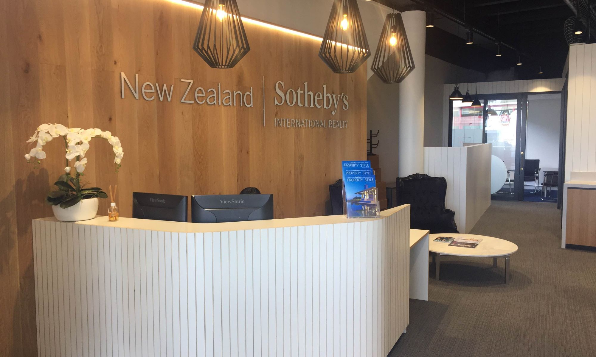 Office New Zealand Sotheby's International Realty Photo
