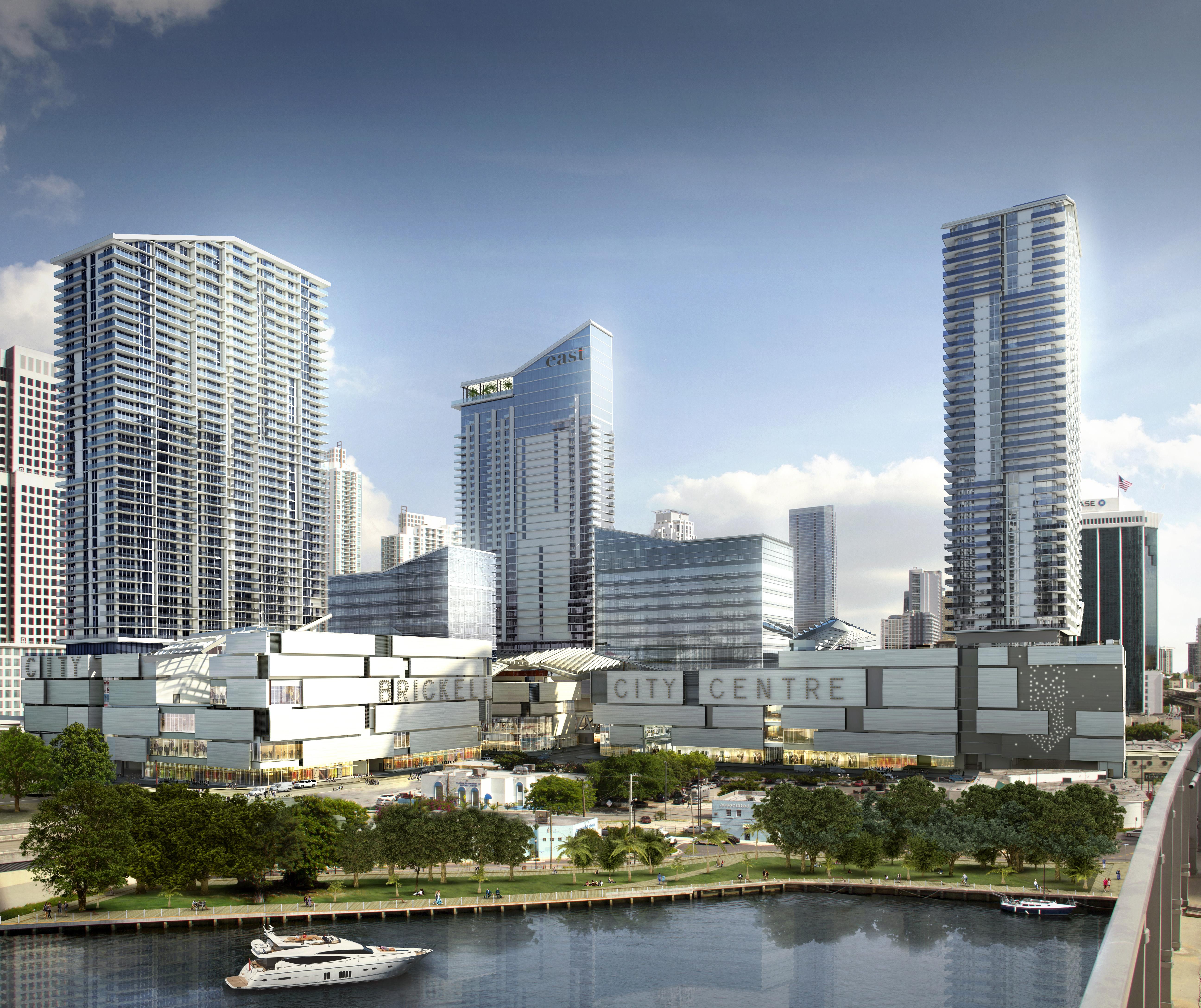 Condominium for Sale at 88 Sw 7 Street #3412 88 Sw 7 Street 3412 Miami, Florida, 33131 United States