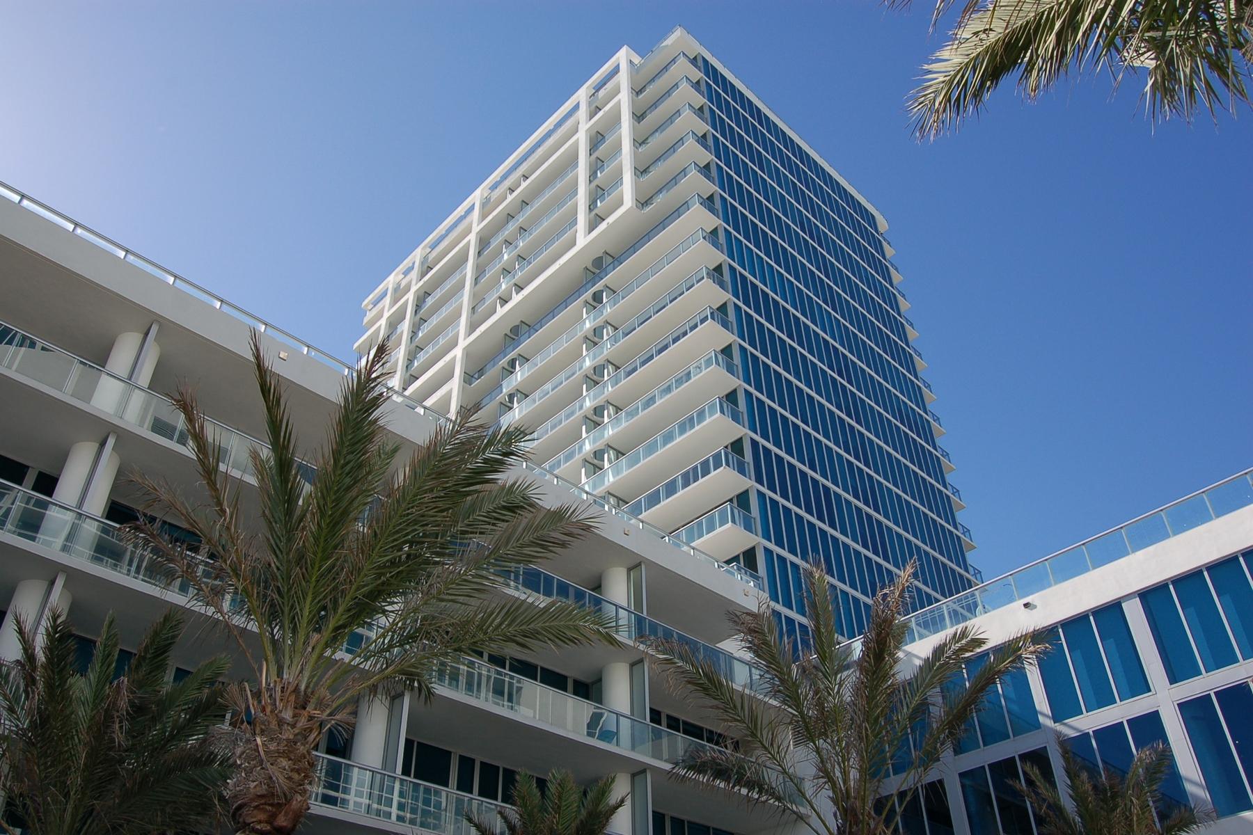 Copropriété pour l Vente à 6799 Collins Ave #107 6799 Collins Av 107 Miami Beach, Florida, 33141 États-Unis