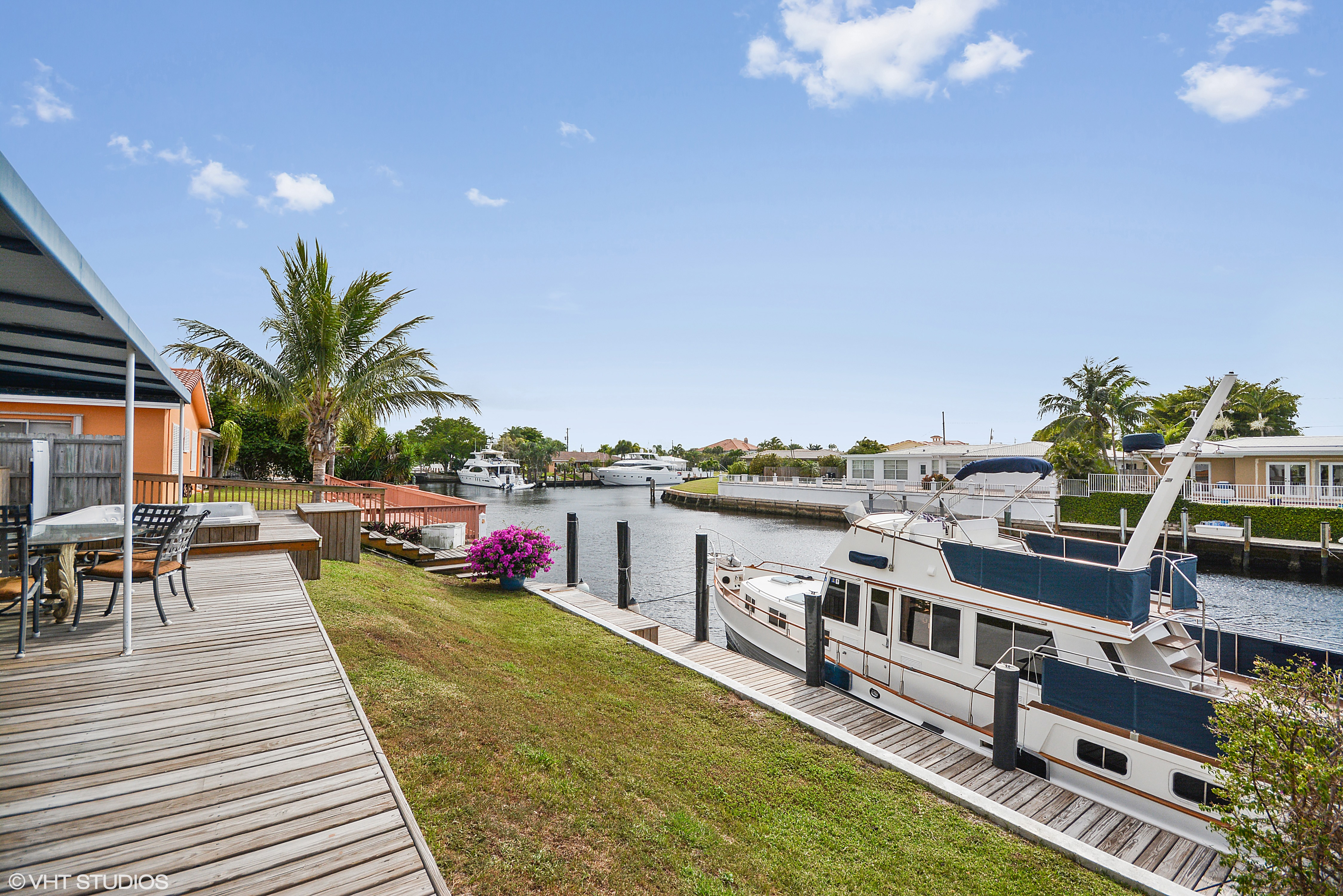 独户住宅 为 销售 在 4125 Ne 34th Ave 劳德代尔堡, 佛罗里达州, 33308 美国