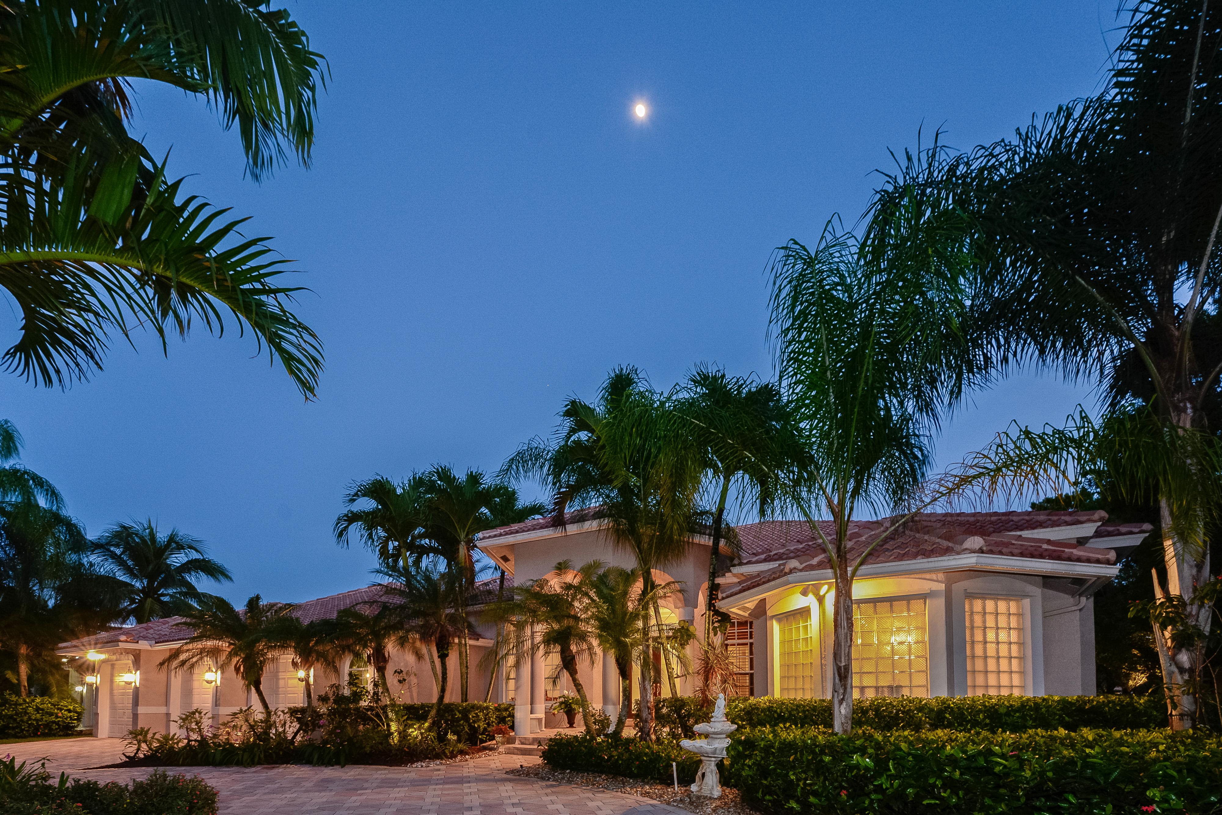 Casa Unifamiliar por un Venta en 2494 PROVENCE CIR Weston, Florida, 33327 Estados Unidos