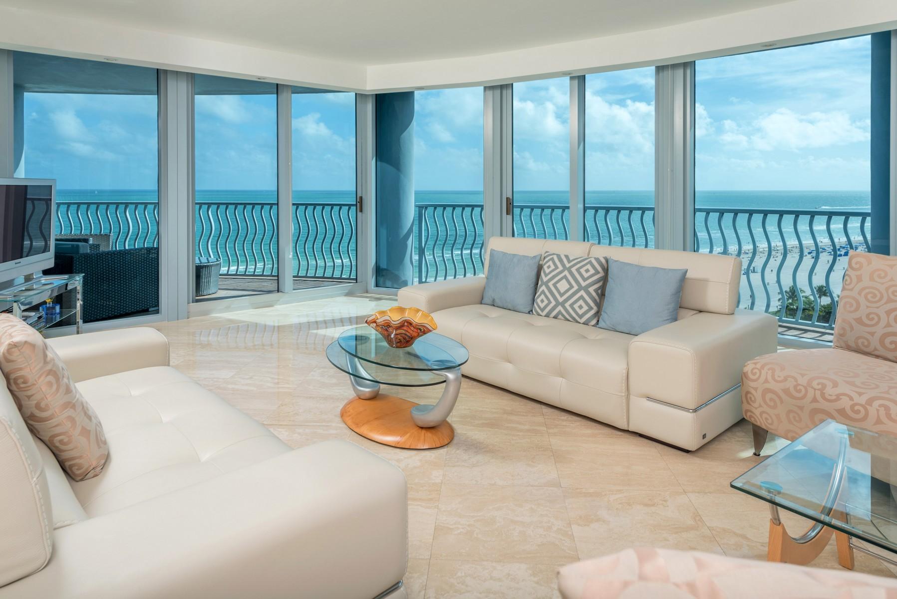 콘도미니엄 용 매매 에 1500 Ocean Dr #1202 1500 Ocean Dr 1202 Miami Beach, 플로리다, 33139 미국