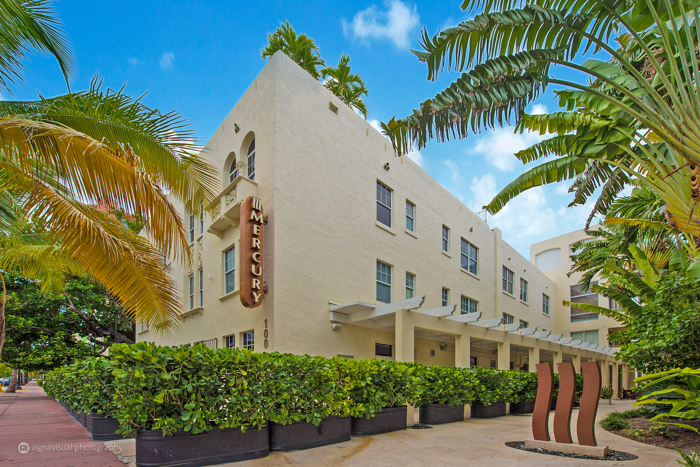 Condominium for Sale at 100 Collins Ave #209 100 Collins Ave 209 Miami Beach, Florida, 33139 United States