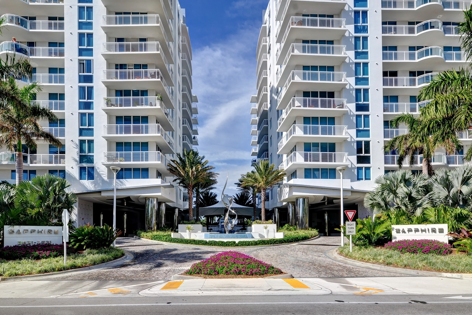sales property at 2821 N Ocean Blvd #1005S