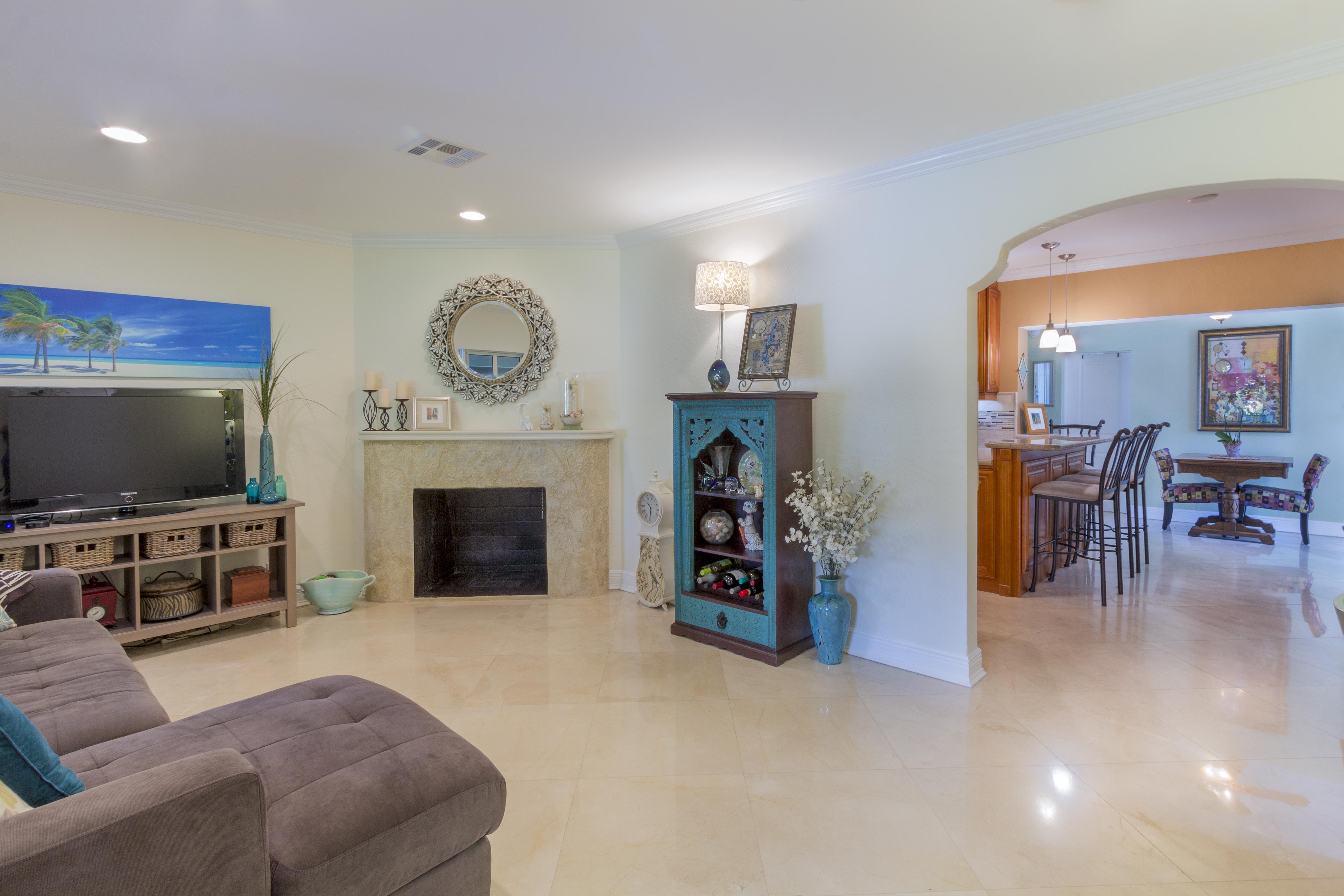 Vivienda unifamiliar por un Venta en 1536 NE 16th Ave Fort Lauderdale, Florida, 33304 Estados Unidos