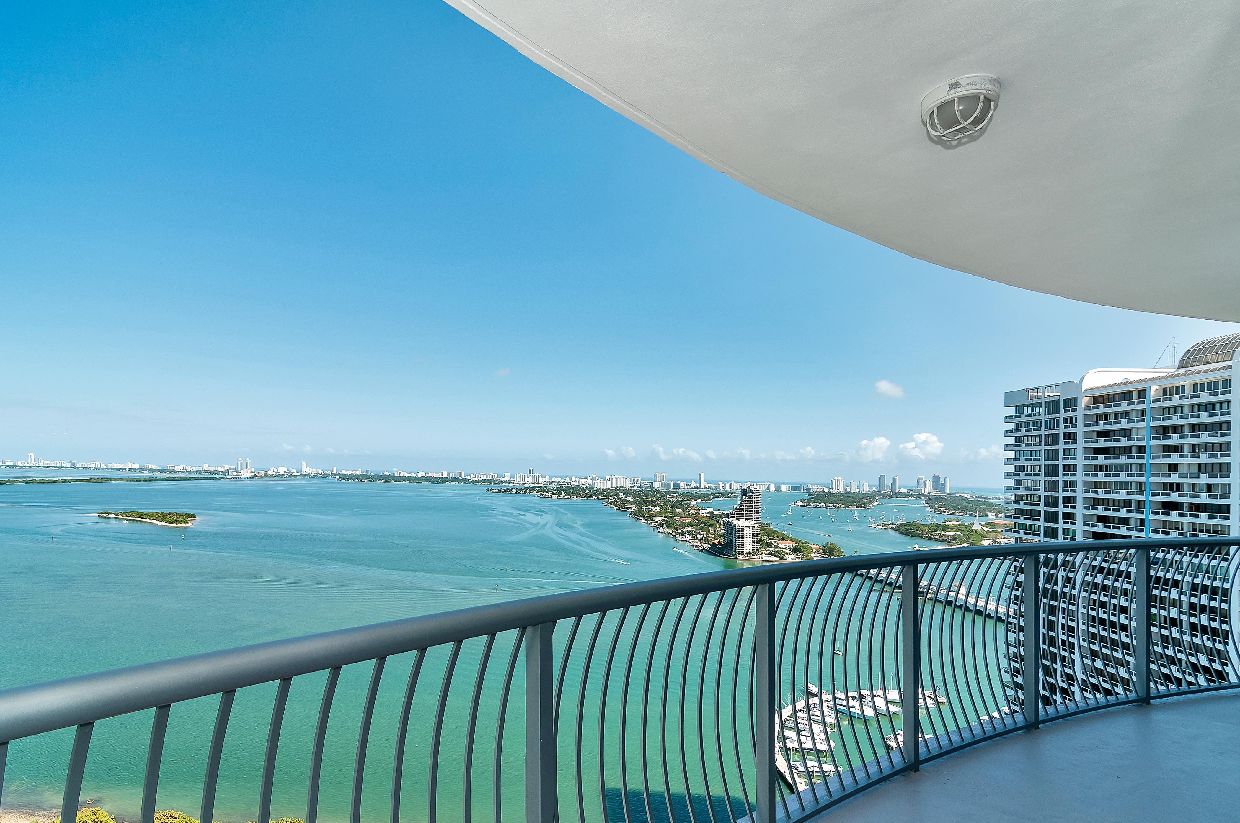 Condominium for Sale at 1750 BAYSHORE DR # 3401 1750 Bayshore Dr 3401 Miami, Florida, 33132 United States