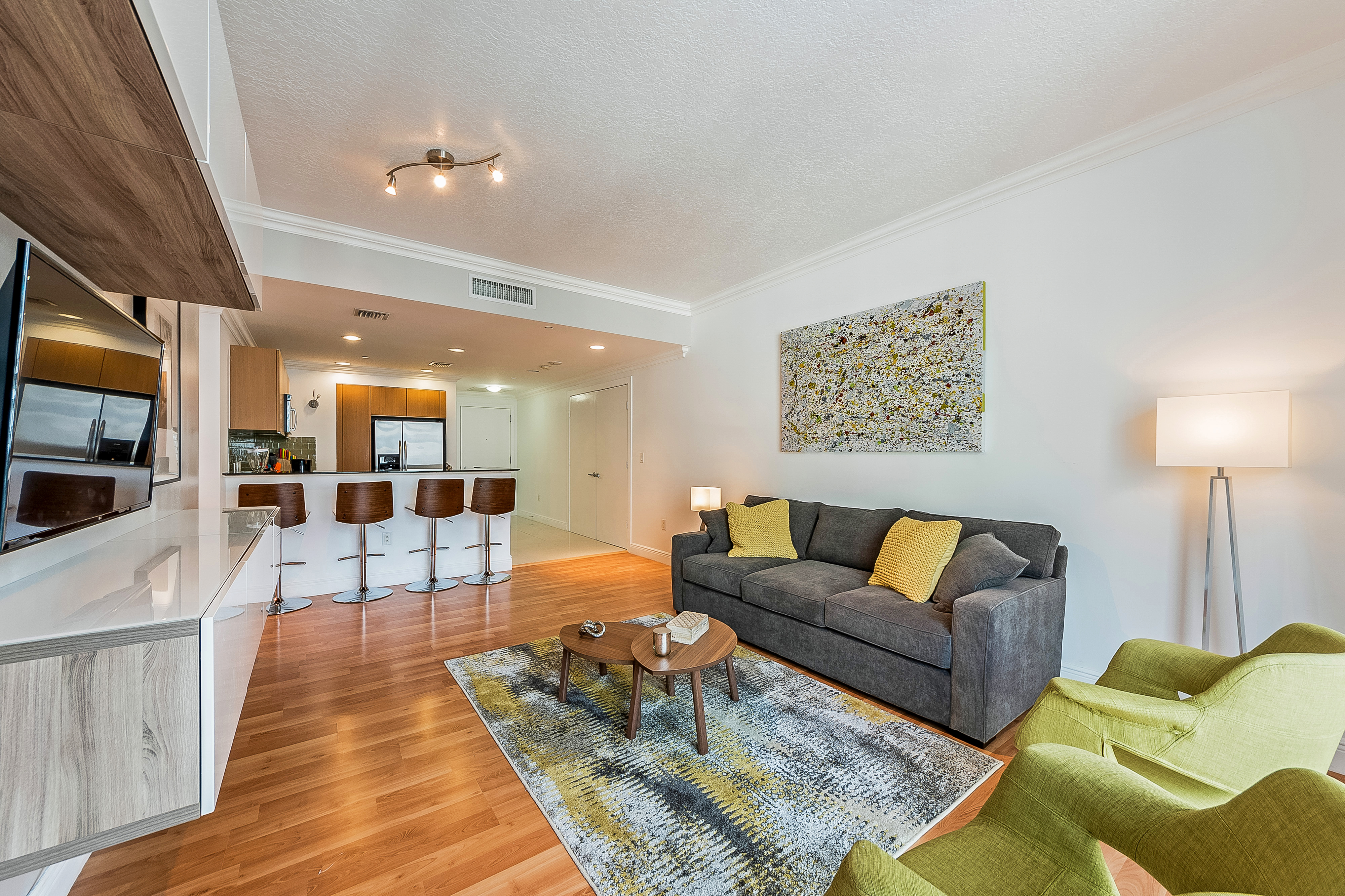 sales property at 1060 Brickell Av #1407