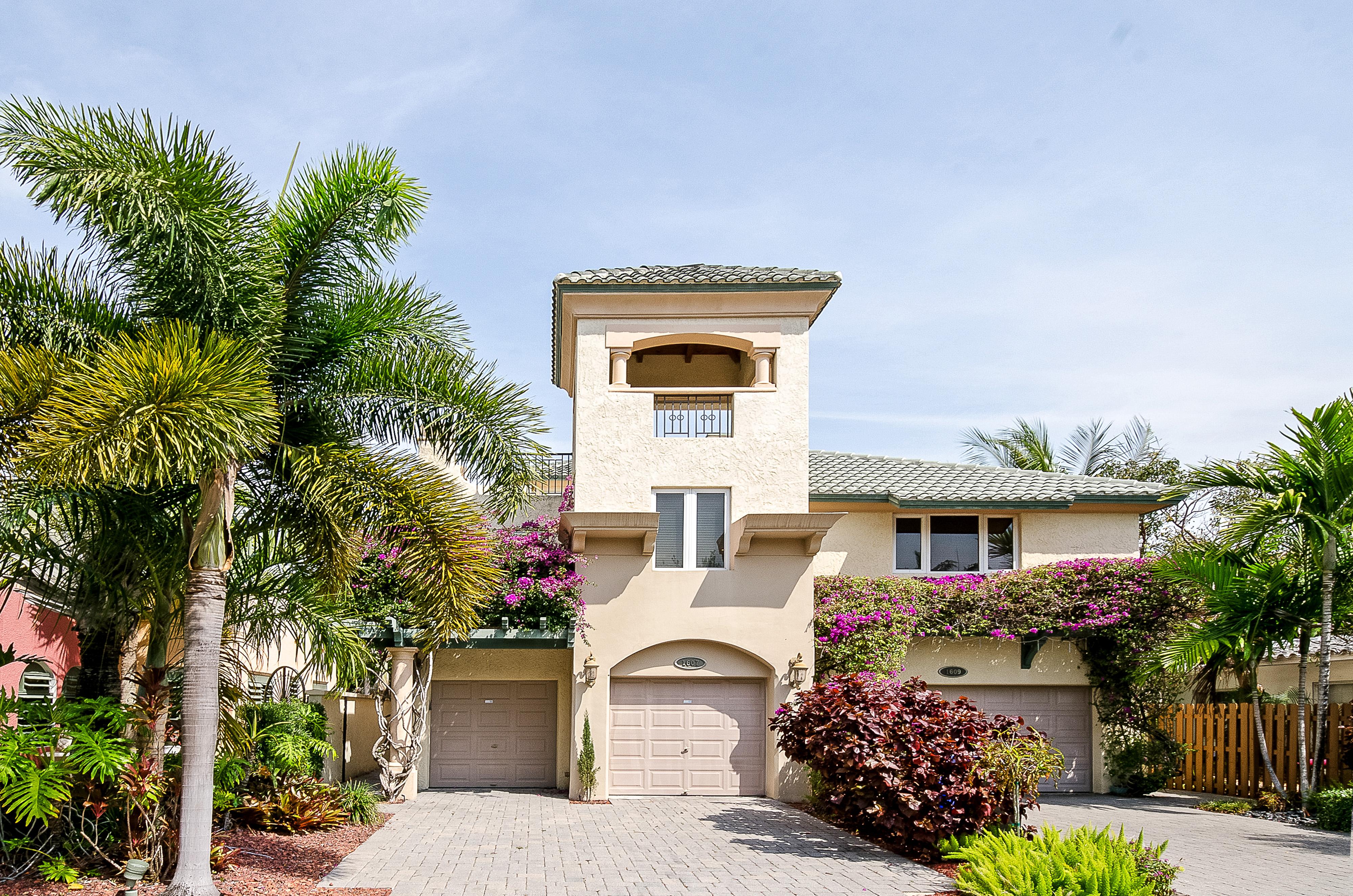 タウンハウス のために 売買 アット Middle River Park Ne 5th St 1607 Fort Lauderdale, フロリダ, 33301 アメリカ合衆国