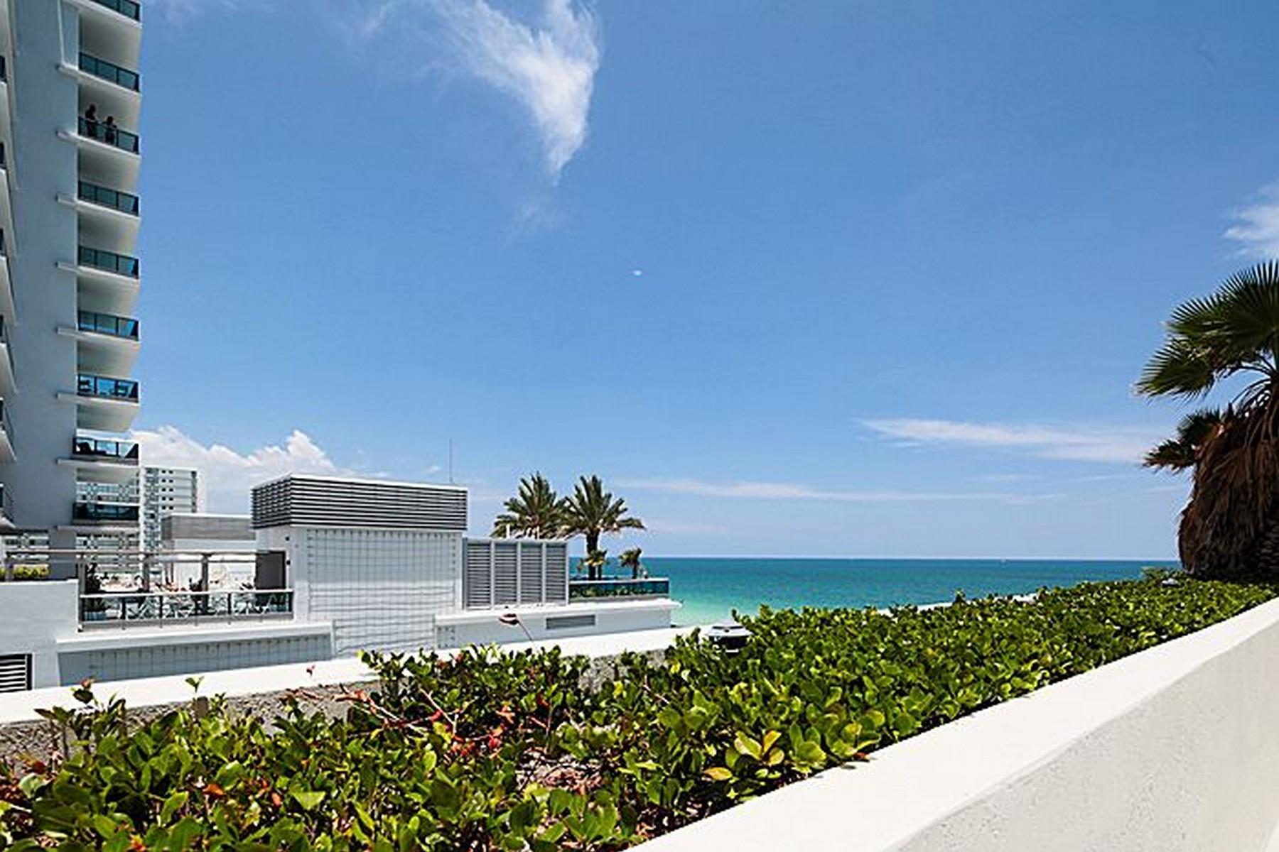 Copropriété pour l Vente à 6515 Collins Ave #601 6515 Collins Av 601 Miami Beach, Florida, 33141 États-Unis