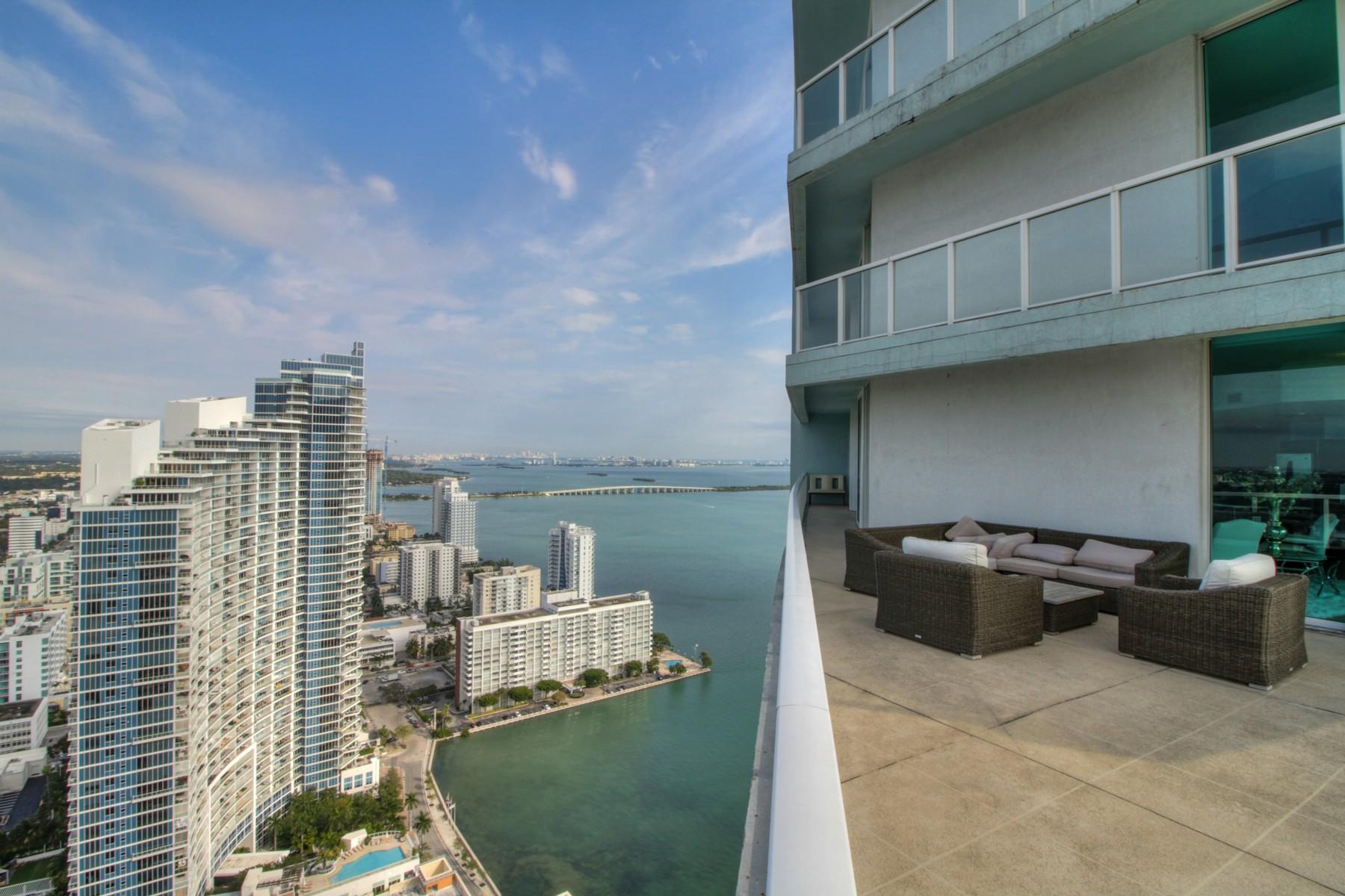 Condominium for Sale at 1900 N Bayshore Dr #4214 Miami, FL 33132 1900 N Bayshore Dr 4214 Miami, Florida, 33132 United States