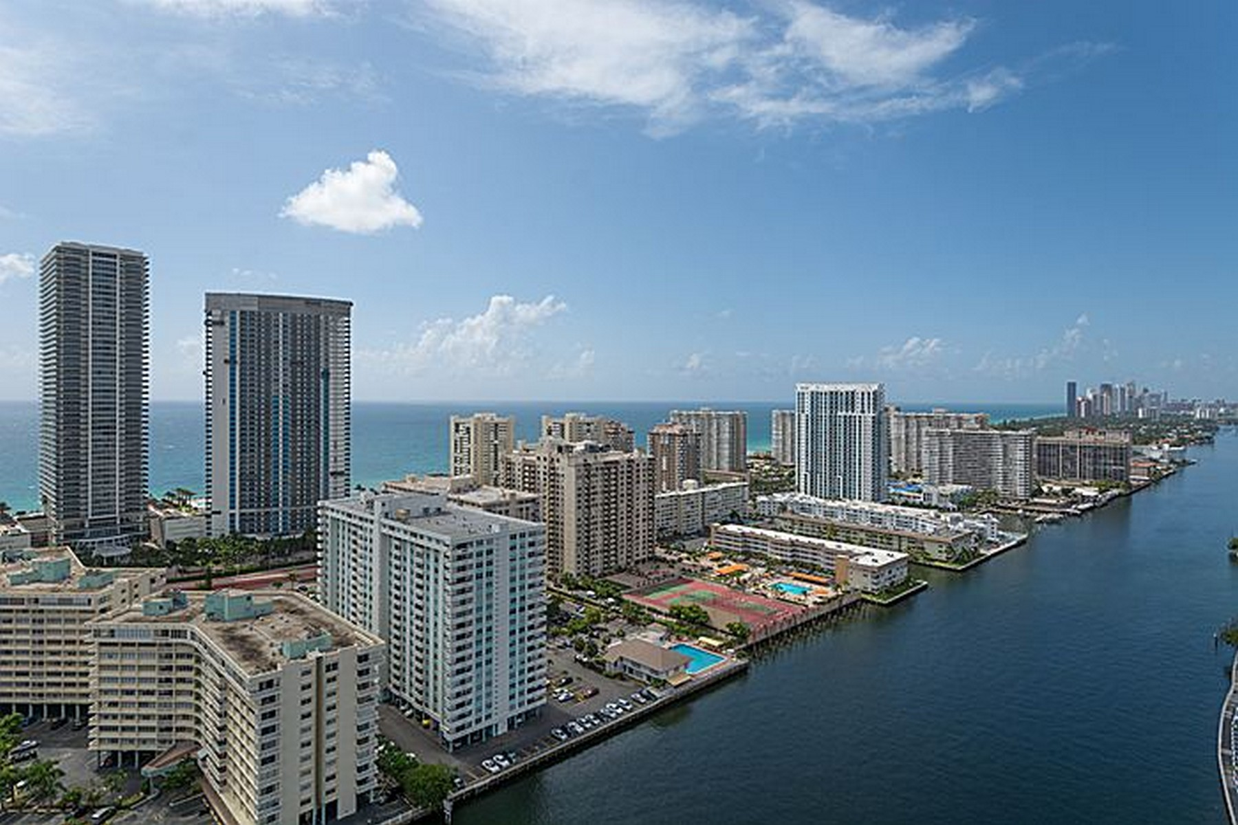 sales property at 2602 E. Hallandale Beach Blvd Unit #3003