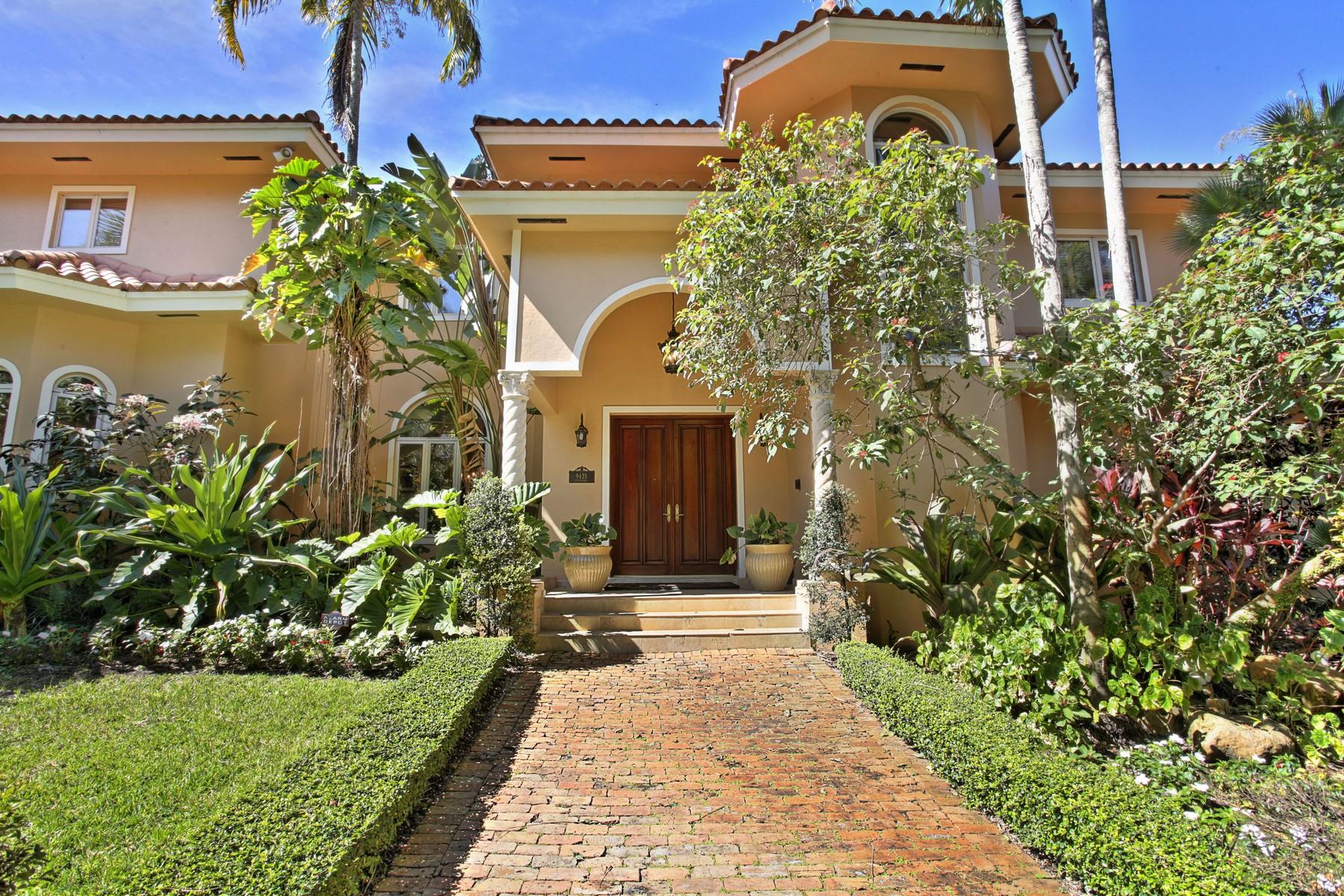 独户住宅 为 销售 在 9425 SW 114 St 9425 Sw 114 St. 迈阿密, 佛罗里达州, 33176 美国