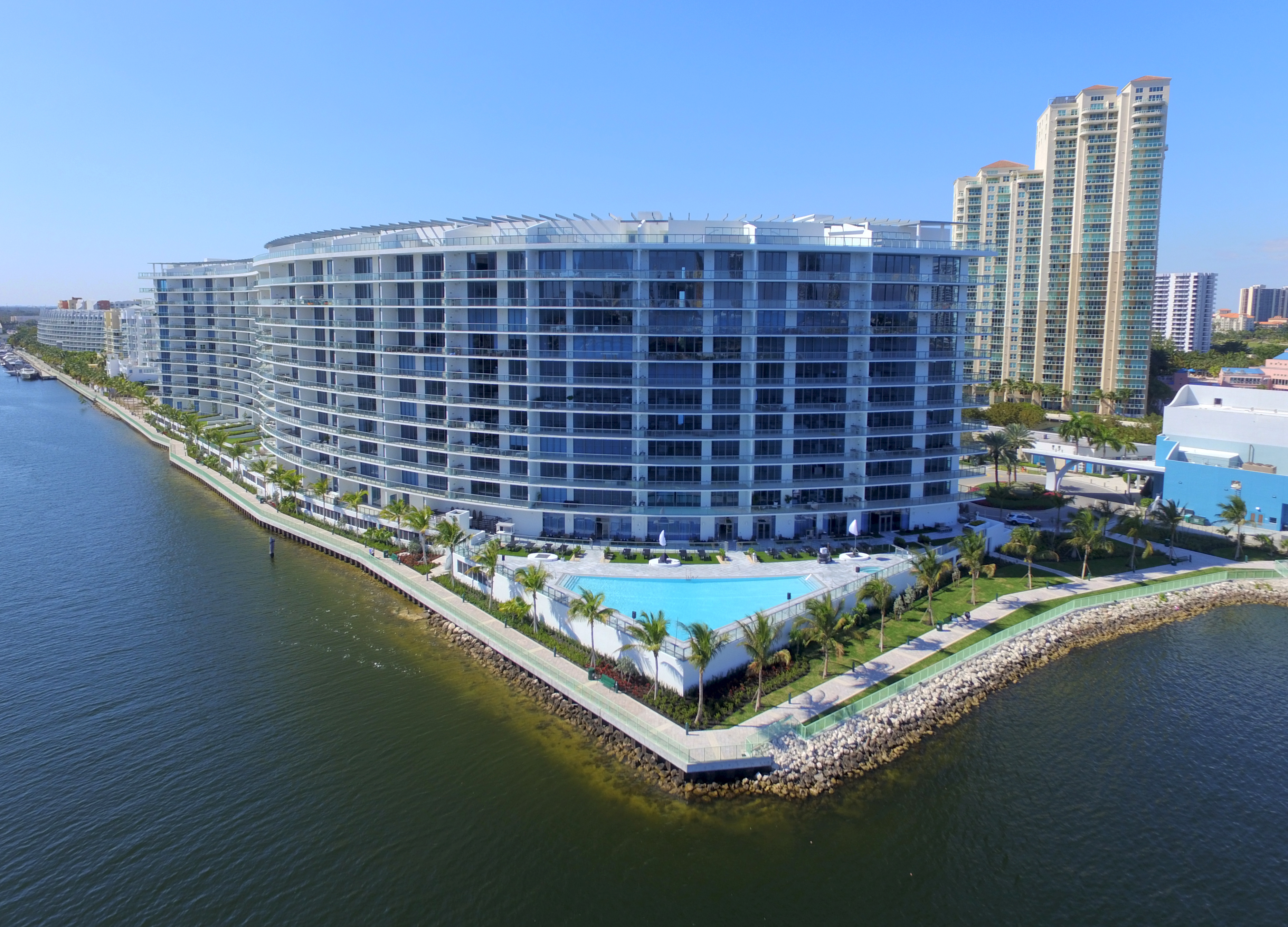 Condomínio para Venda às 3250 Ne 188th St #603 3250 Ne 188th St 603 Aventura, Florida, 33180 Estados Unidos