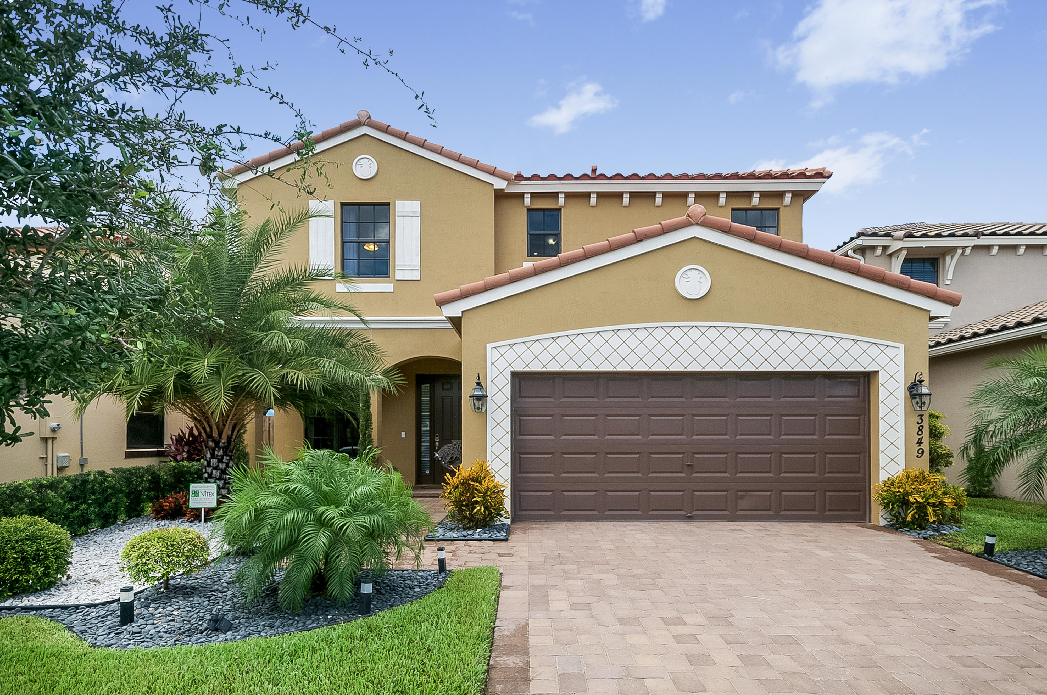 단독 가정 주택 용 매매 에 3849 Aspen Leaf Dr Boynton Beach, 플로리다, 33436 미국