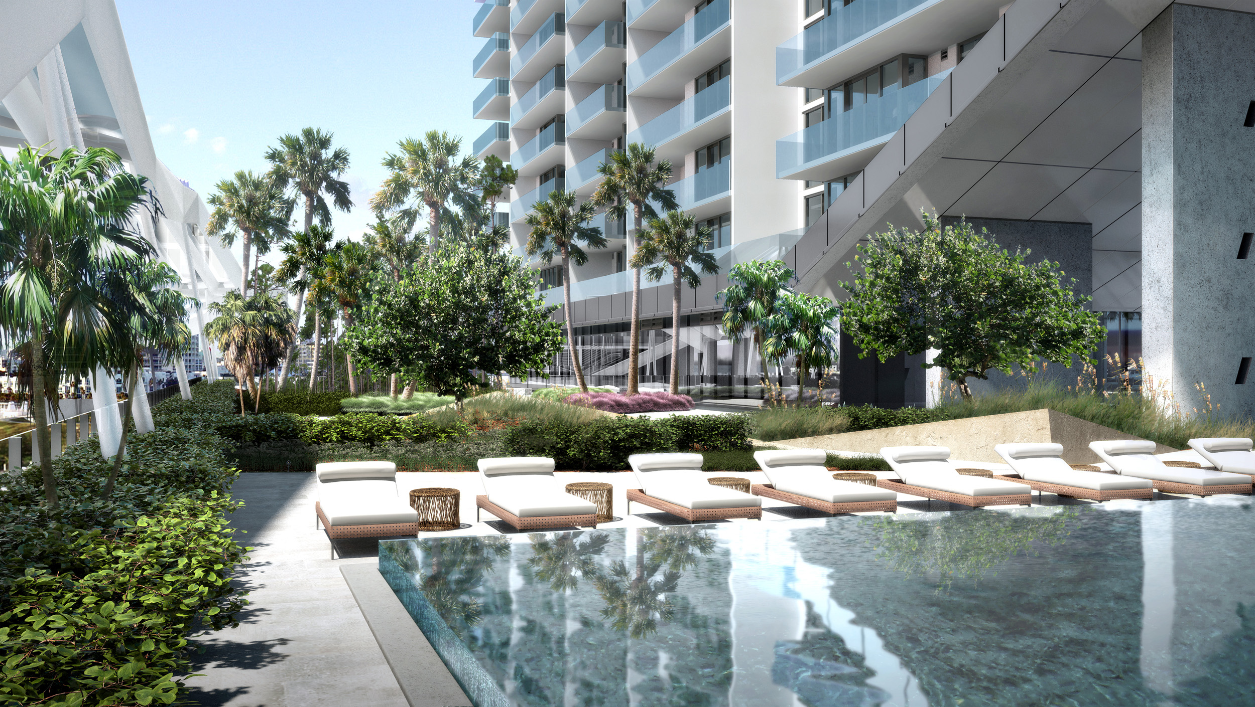 Condominium for Sale at 68 Se 6 St. #1007 68 Se 6 St. 1007 Miami, Florida, 33131 United States
