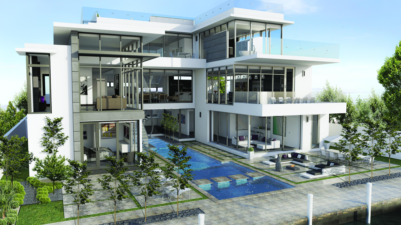 Tek Ailelik Ev için Satış at 440 Mola Ave. Fort Lauderdale, Florida, 33301 Amerika Birleşik Devletleri