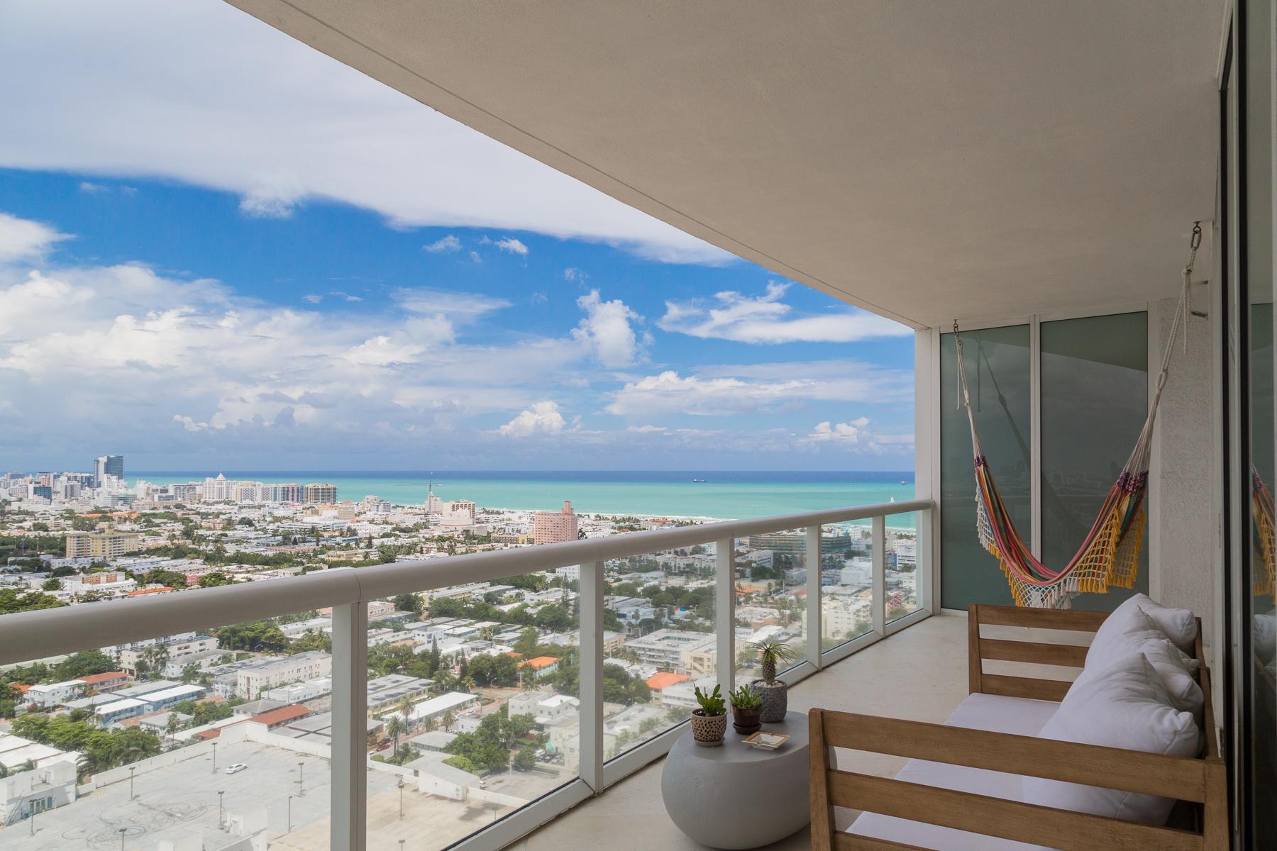Condominium for Sale at 450 Alton Rd #3106 450 Alton Rd 3106 Miami Beach, Florida, 33139 United States