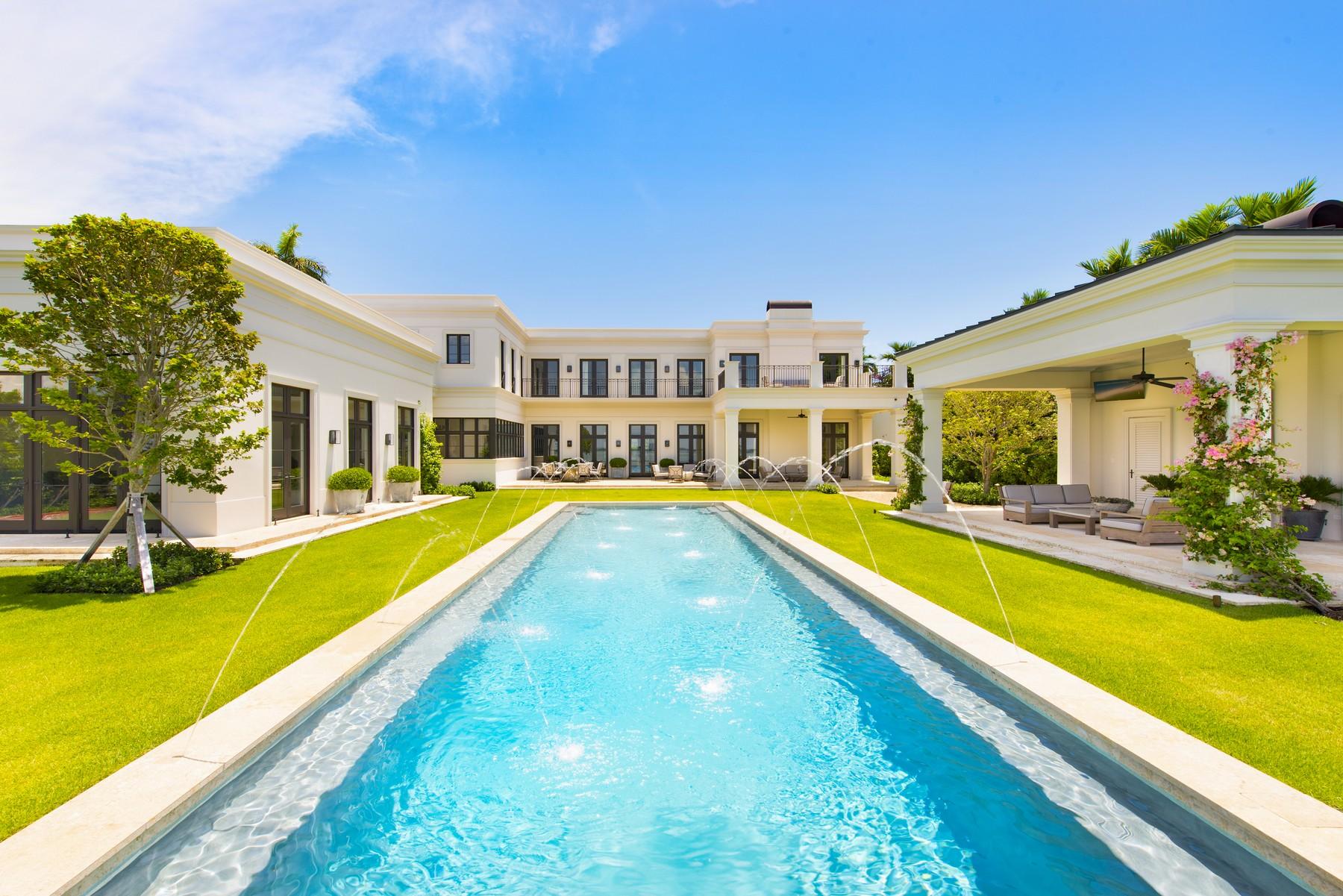 一戸建て のために 売買 アット 4730 N Bay Rd Miami Beach, フロリダ, 33140 アメリカ合衆国