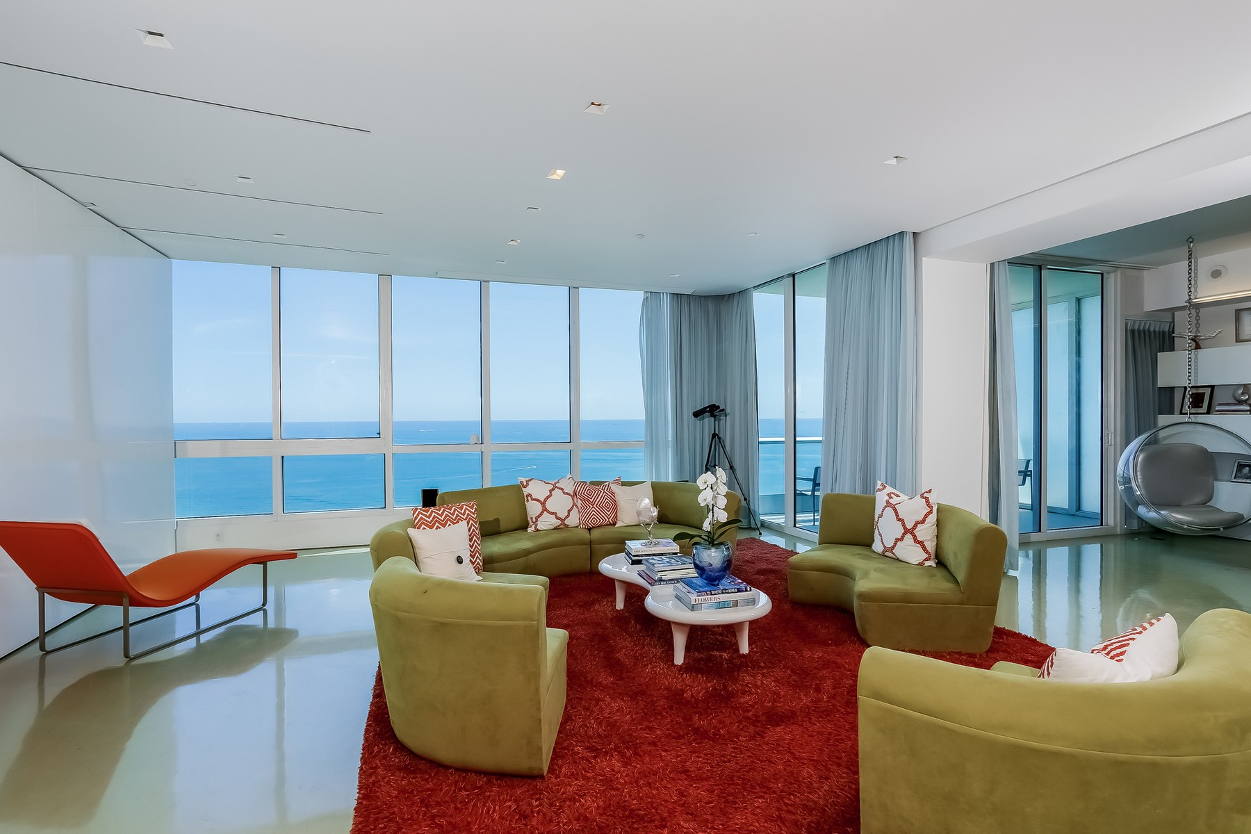 Condominium for Sale at 100 S Pointe Dr #2306 100 S Pointe Dr 2306 Miami Beach, Florida, 33139 United States