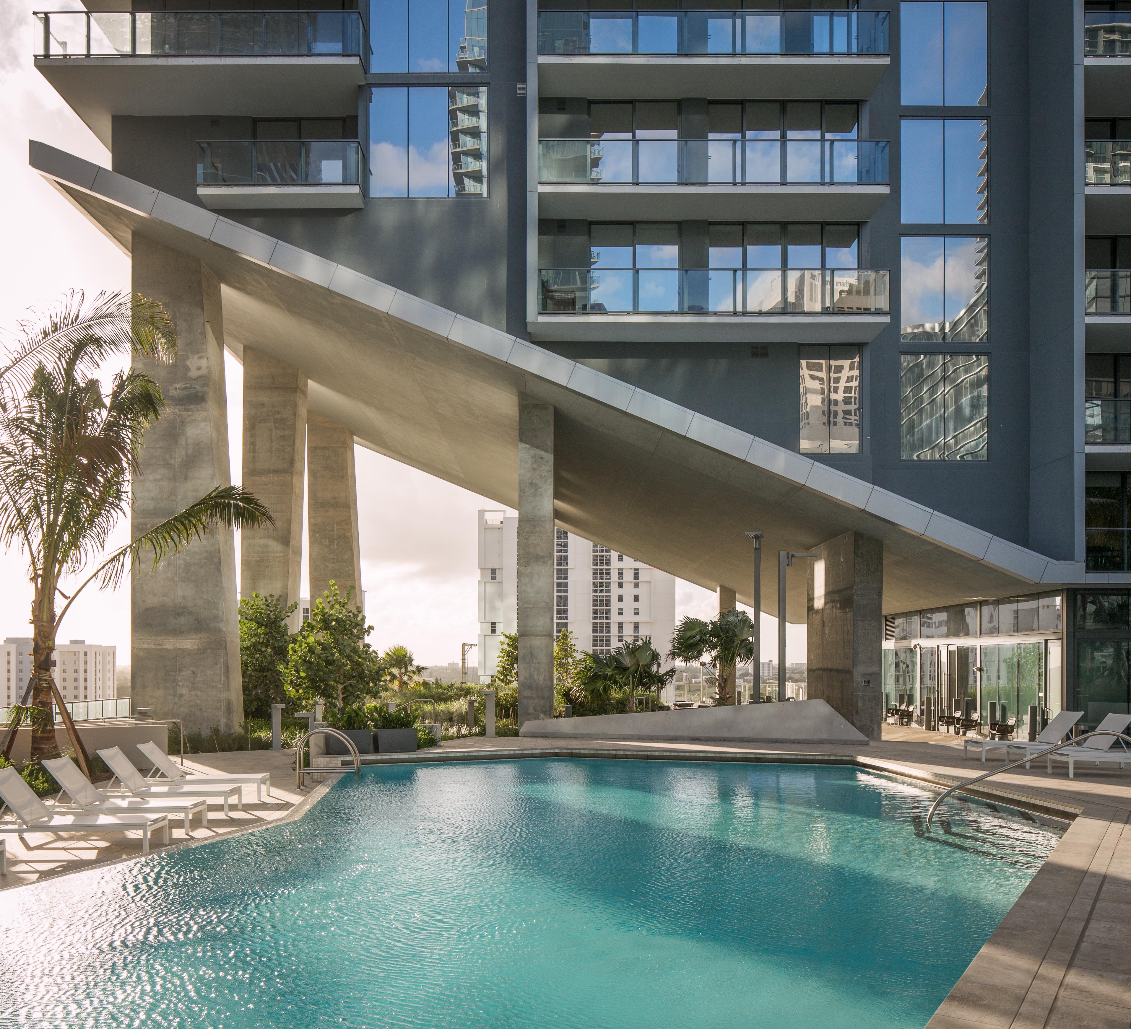 Condominium for Sale at 88 Sw 7 Street #3808 88 Sw 7 Street 3808 Miami, Florida, 33131 United States