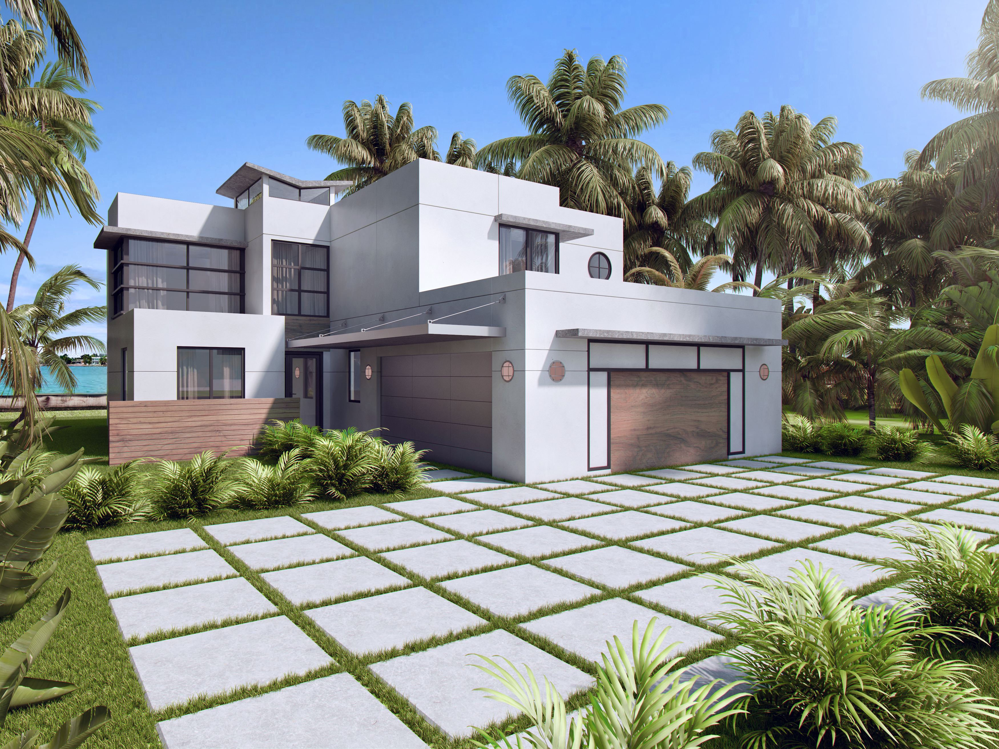 Single Family Home for Sale at 1015 STILLWATER DR Miami Beach, Florida, 33141 United States