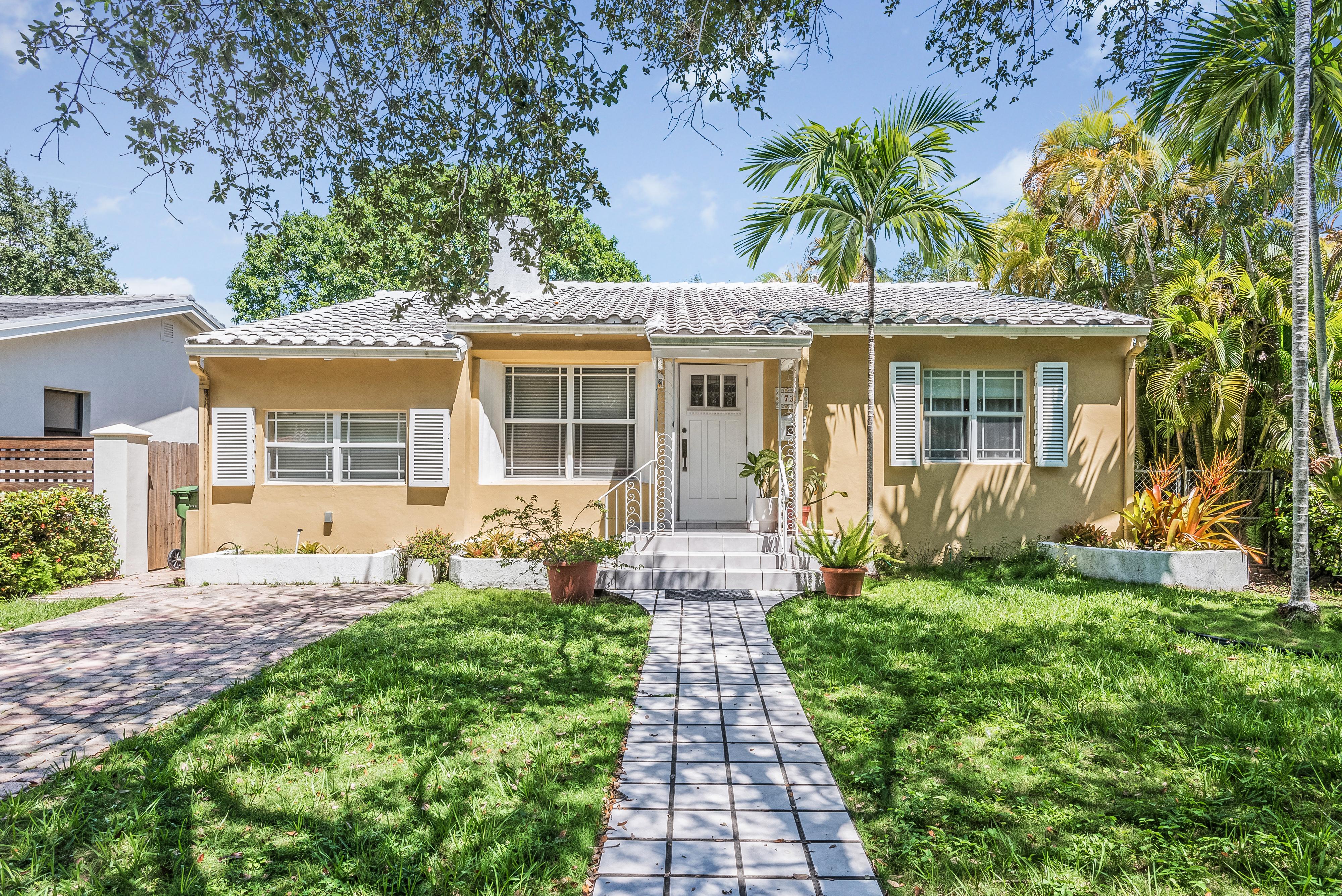 一戸建て のために 売買 アット 731 SW 28th Rd Miami, フロリダ, 33129 アメリカ合衆国
