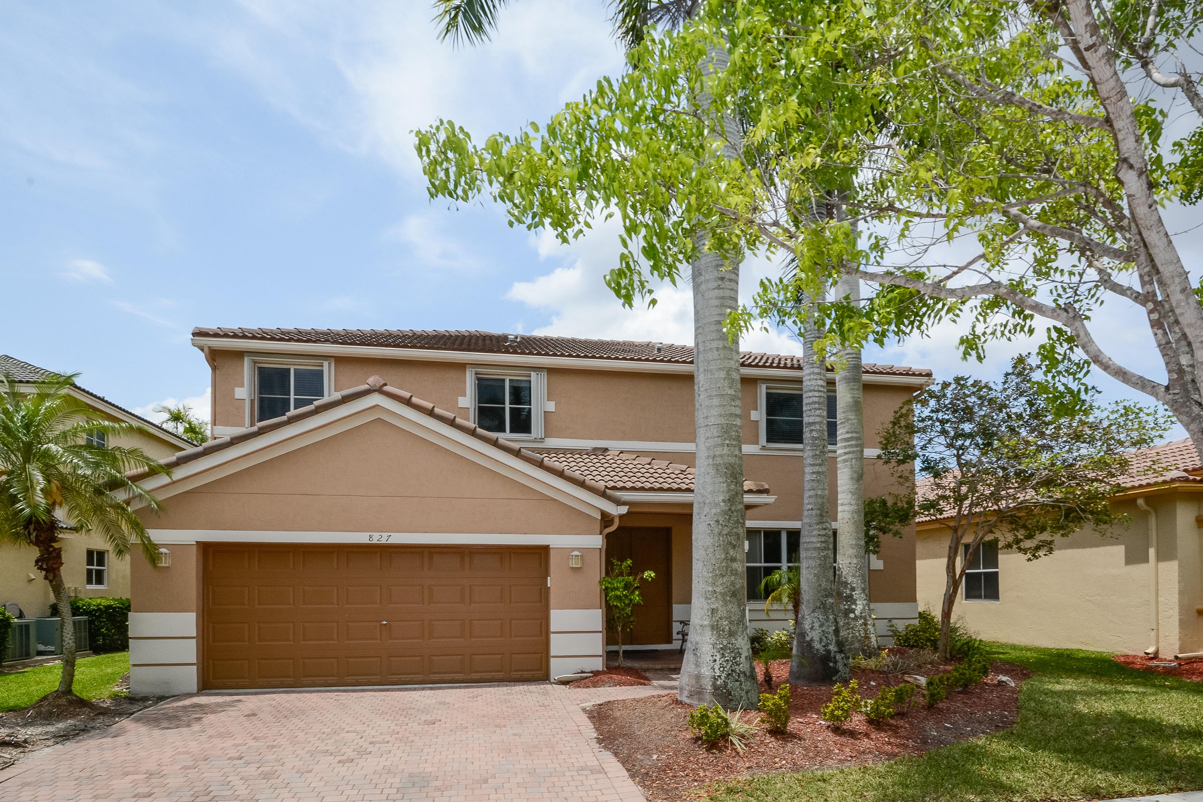 Casa Unifamiliar por un Venta en 827 Nandina Dr Weston, Florida, 33327 Estados Unidos
