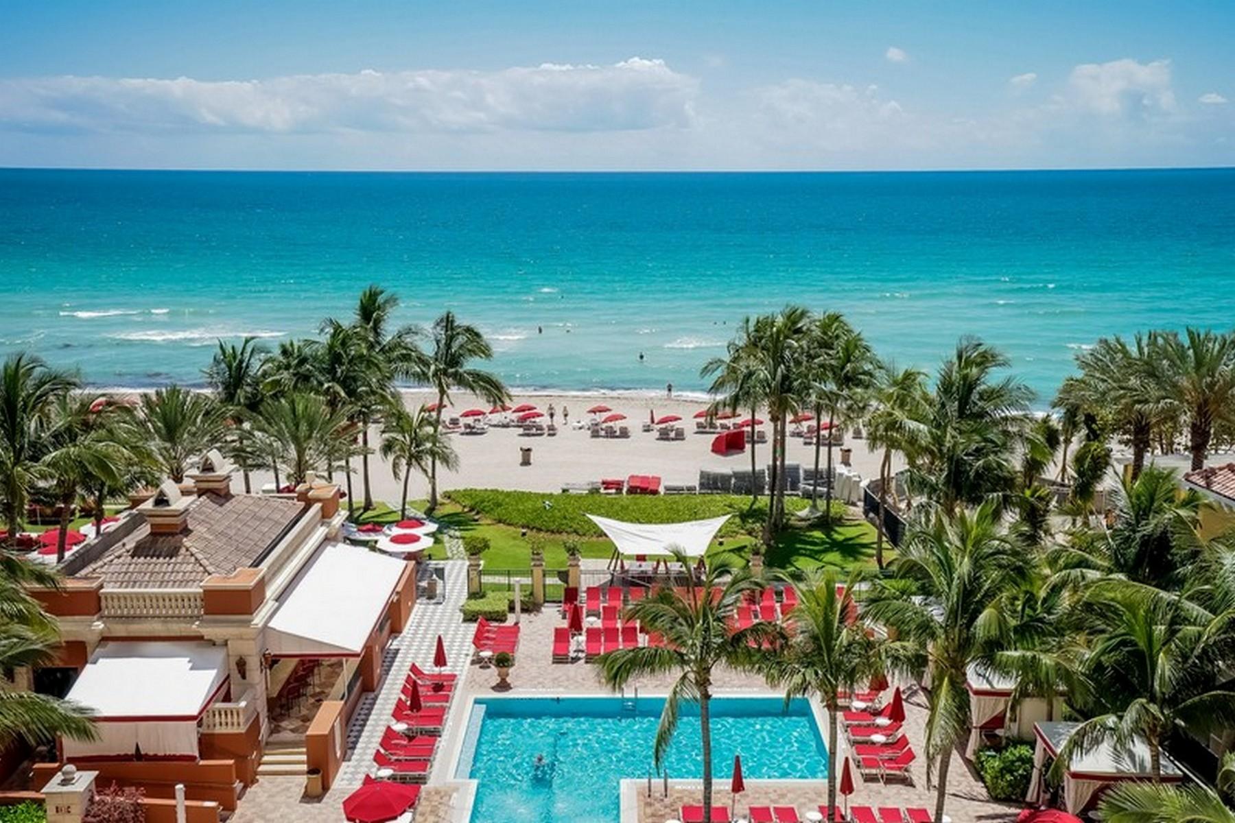 Кондоминиум для того Продажа на 17875 Collins Ave #706 17875 Collins Av 706 Sunny Isles Beach, Флорида, 33160 Соединенные Штаты