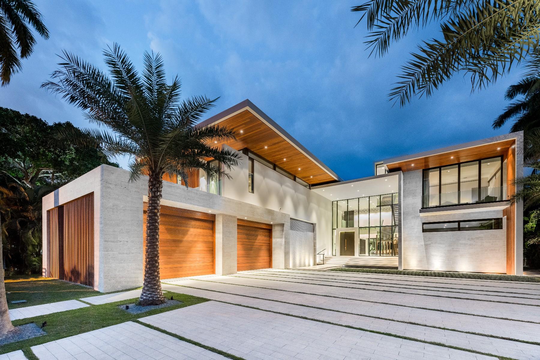 Nhà ở một gia đình vì Bán tại 73 Palm Av Miami Beach, Florida, 33139 Hoa Kỳ