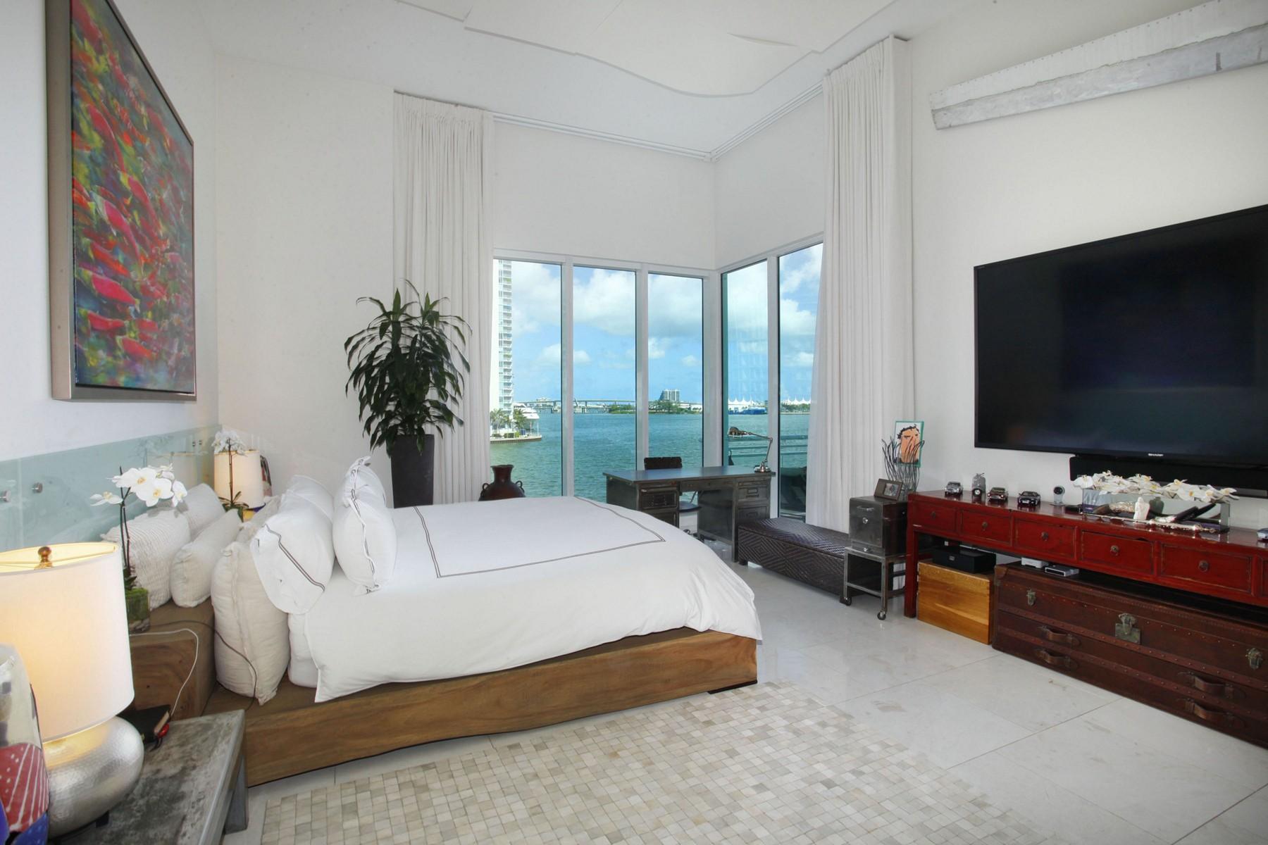 共管物業 為 出售 在 900 Brickell Key BL #503 900 Brickell Key Blvd 503 Miami, 佛羅里達州, 33131 美國