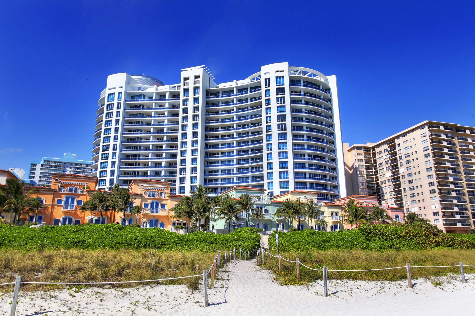 Condominium for Sale at 5959 Collins Ave 1108 Miami Beach, Florida, 33140 United States
