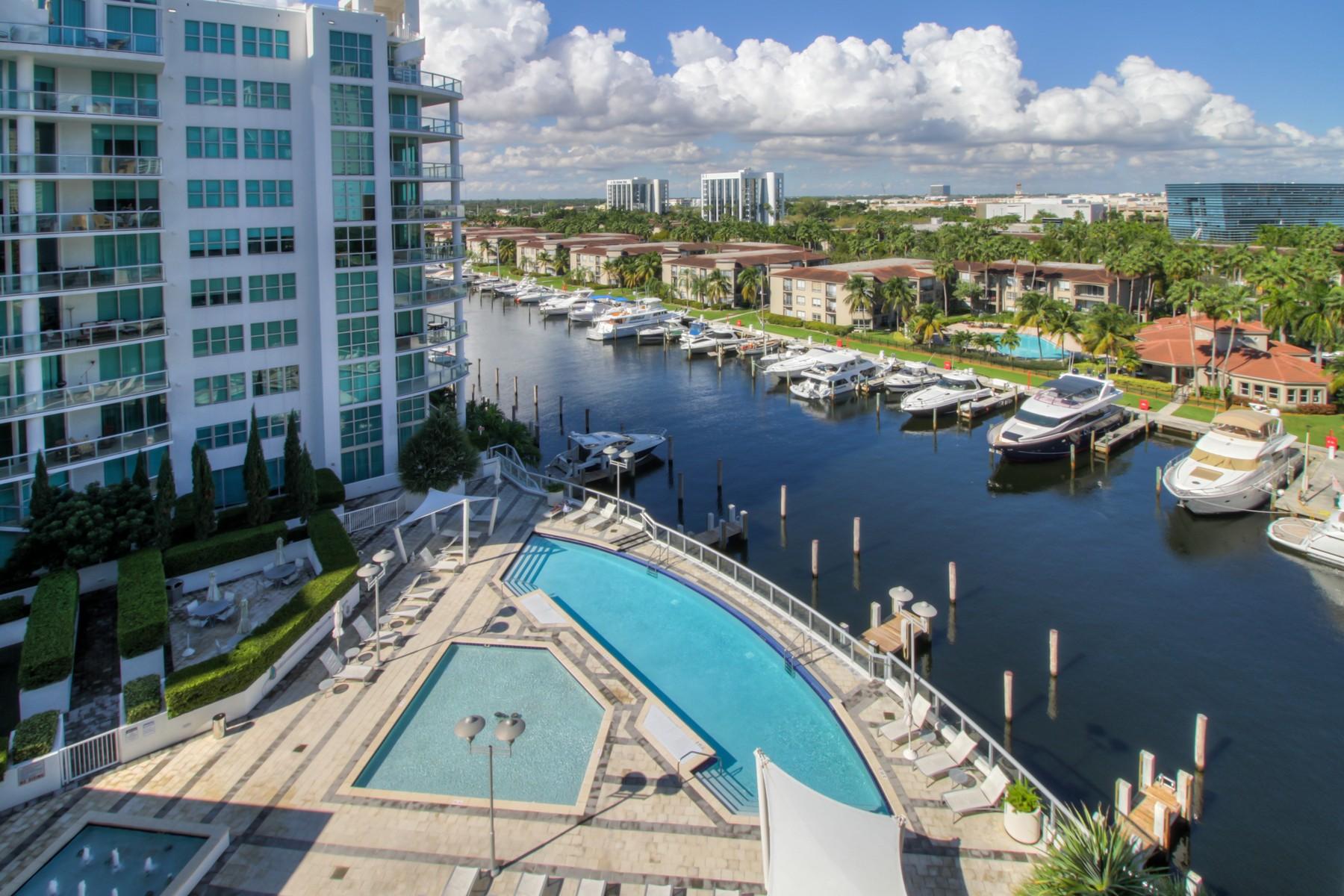 Copropriété pour l Vente à 3131 NE 188 St #2-903 3131 Ne 188th St 2-903 Aventura, Florida, 33180 États-Unis