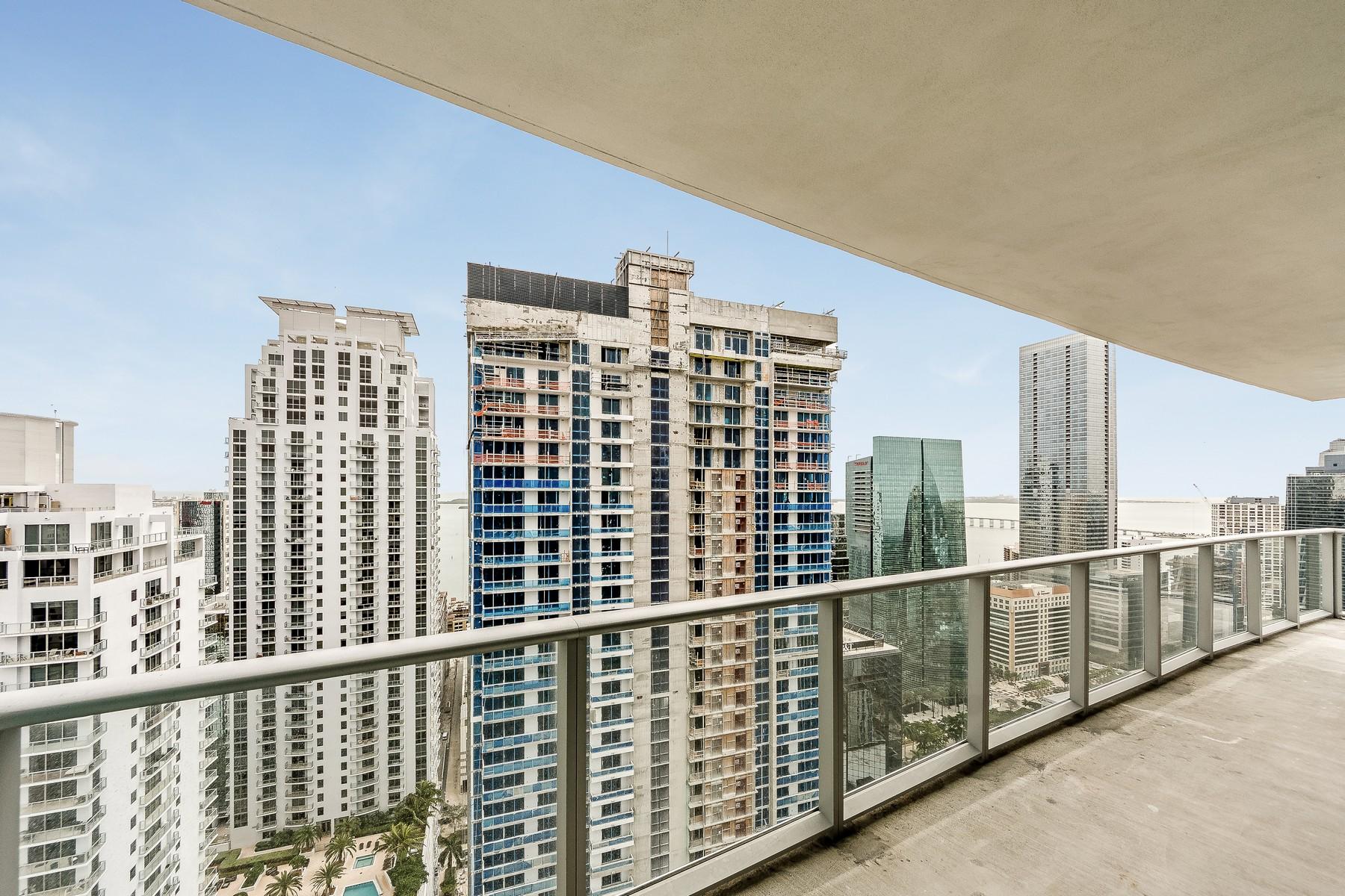 Condominium for Sale at 1100 S Miami Ave #3801 1100 S Miami Ave 3801 Miami, Florida, 33130 United States