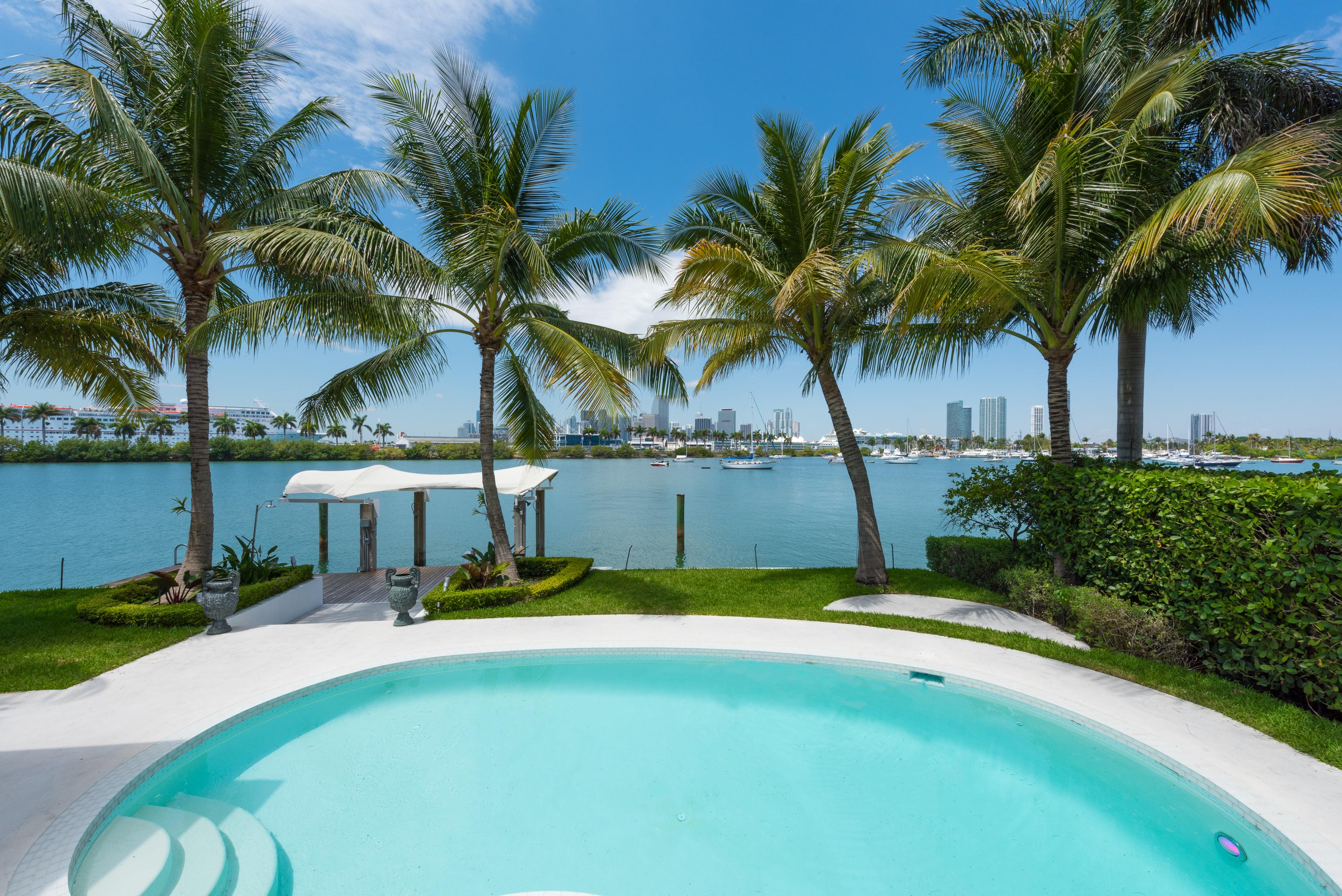 獨棟家庭住宅 為 出售 在 302 S Coconut Ln Miami Beach, 佛羅里達州, 33139 美國