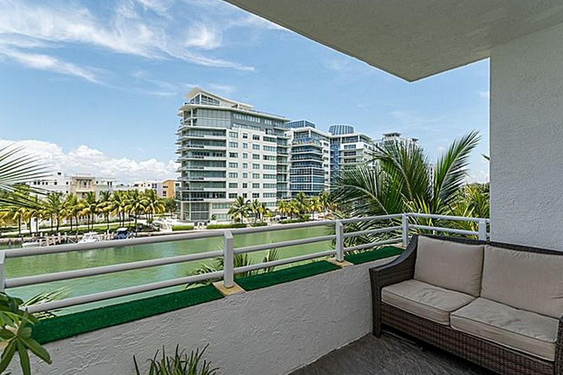 Kat Mülkiyeti için Satış at 5970 Indian Creek Dr #408 5970 Indian Creek Dr 408 Miami Beach, Florida, 33140 Amerika Birleşik Devletleri