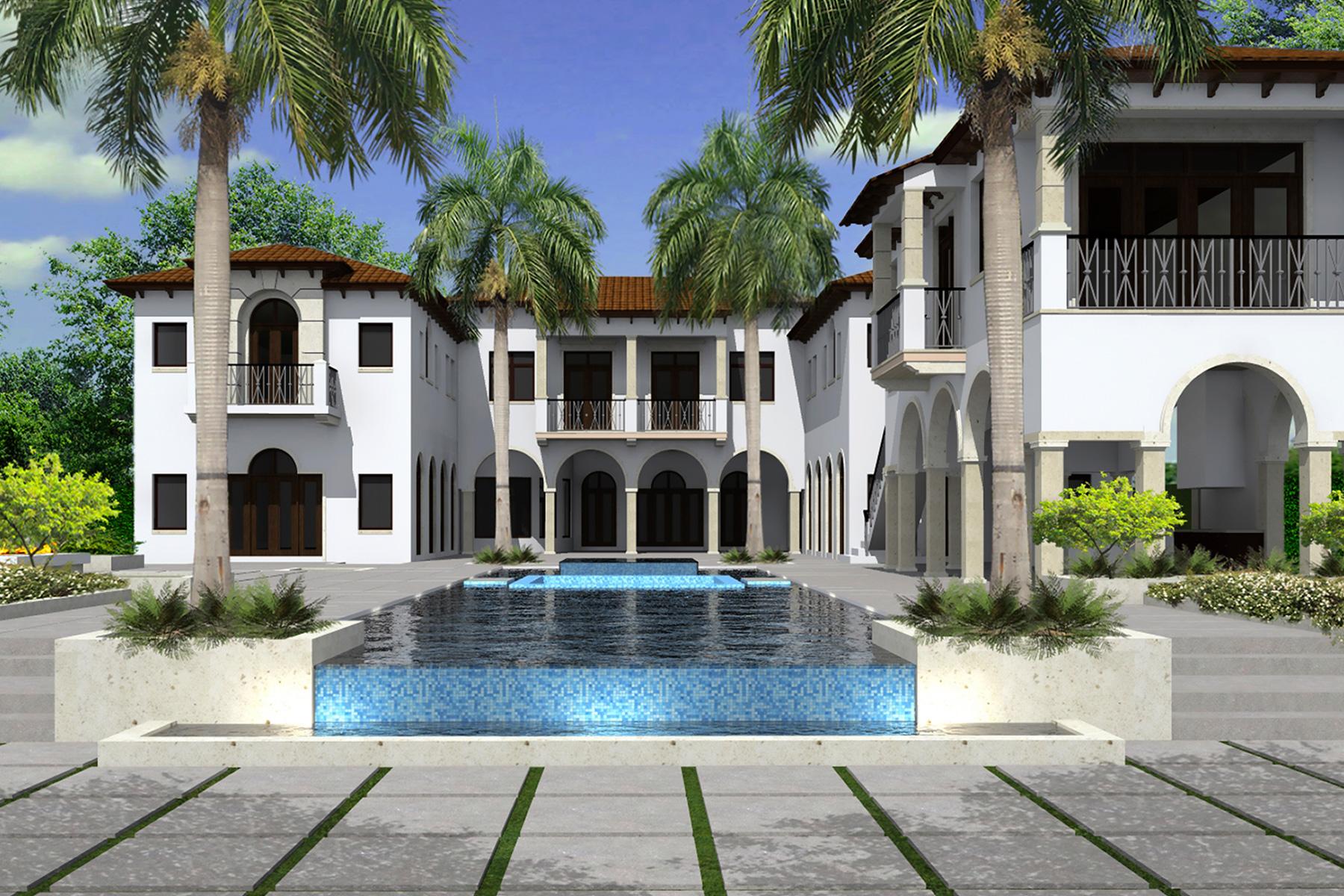 Maison unifamiliale pour l Vente à 38 Indian Creek Dr Indian Creek, Florida, 33154 États-Unis