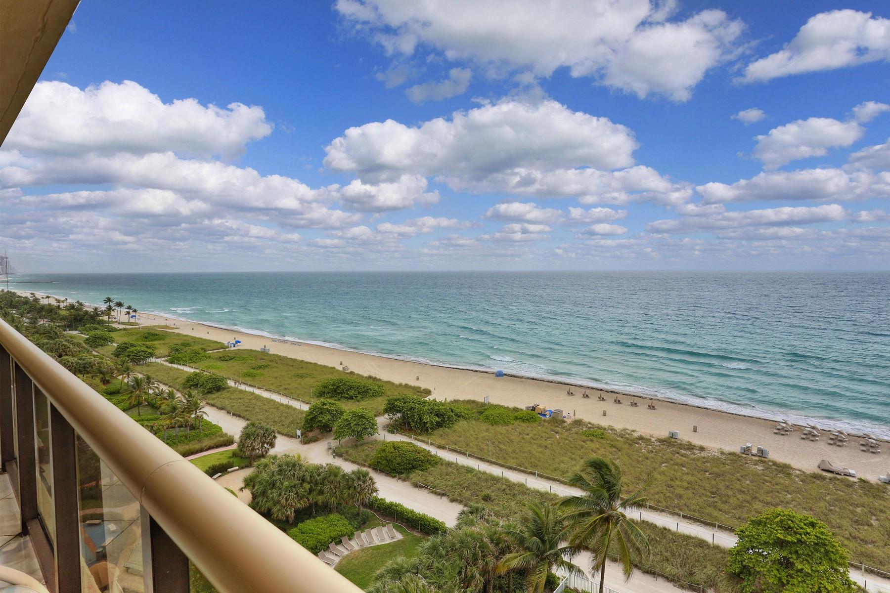 Кондоминиум для того Продажа на 9455 Collins Ave #1109 9455 Collins Ave 1109 Surfside, Флорида, 33154 Соединенные Штаты