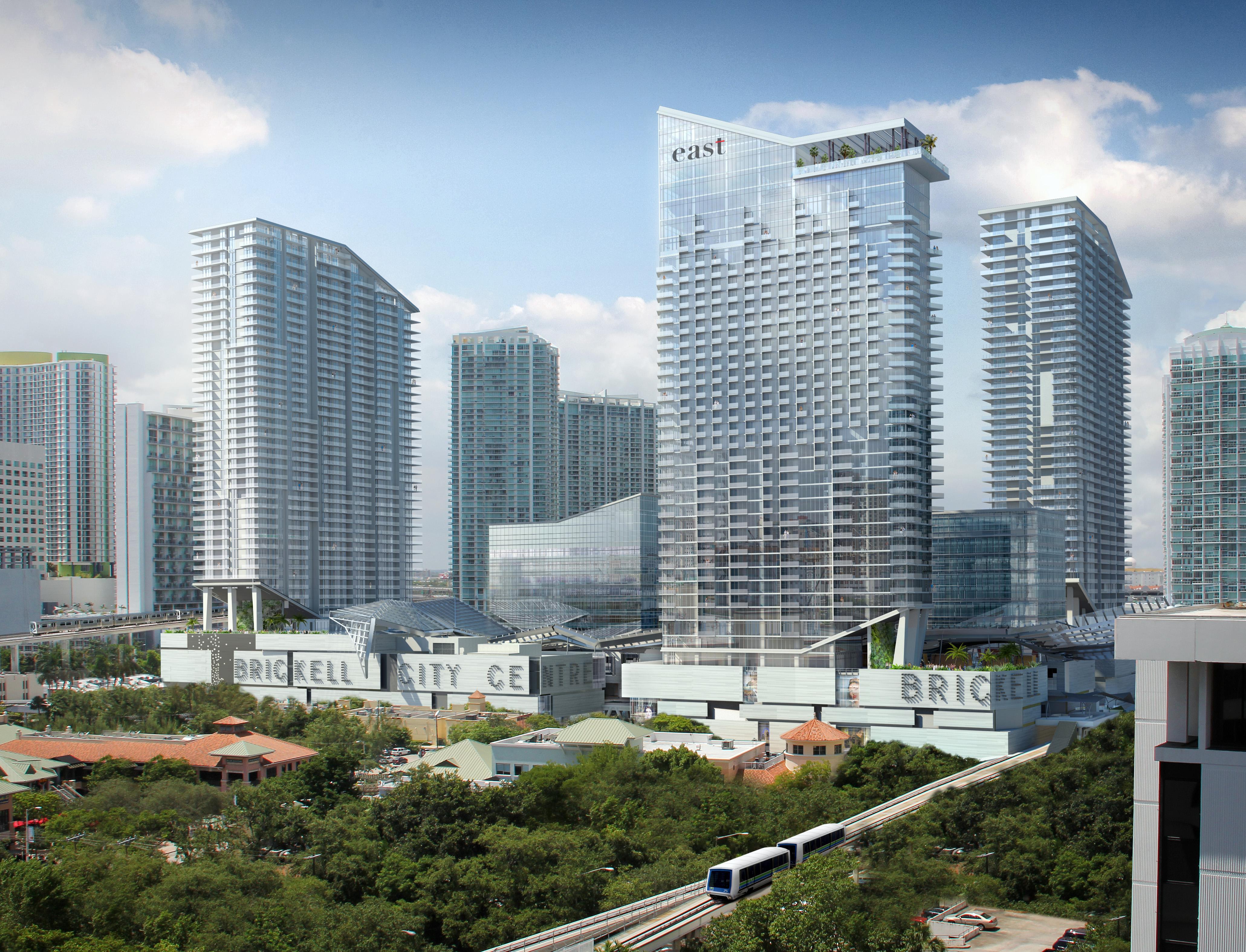 Condominium for Sale at 88 Sw 7 Street #2408 88 Sw 7 Street 2408 Miami, Florida, 33131 United States