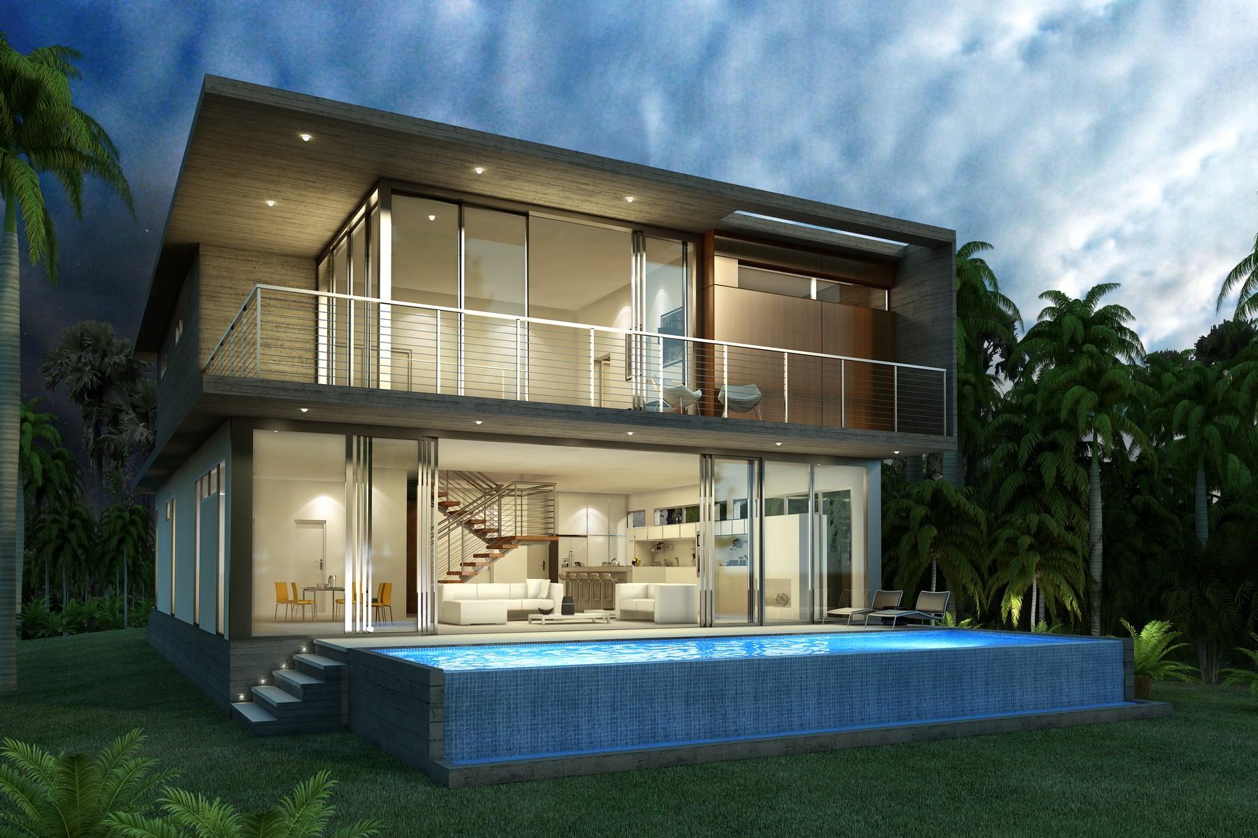 Casa para uma família para Venda às 201 Palm Ave Miami Beach, Florida, 33139 Estados Unidos