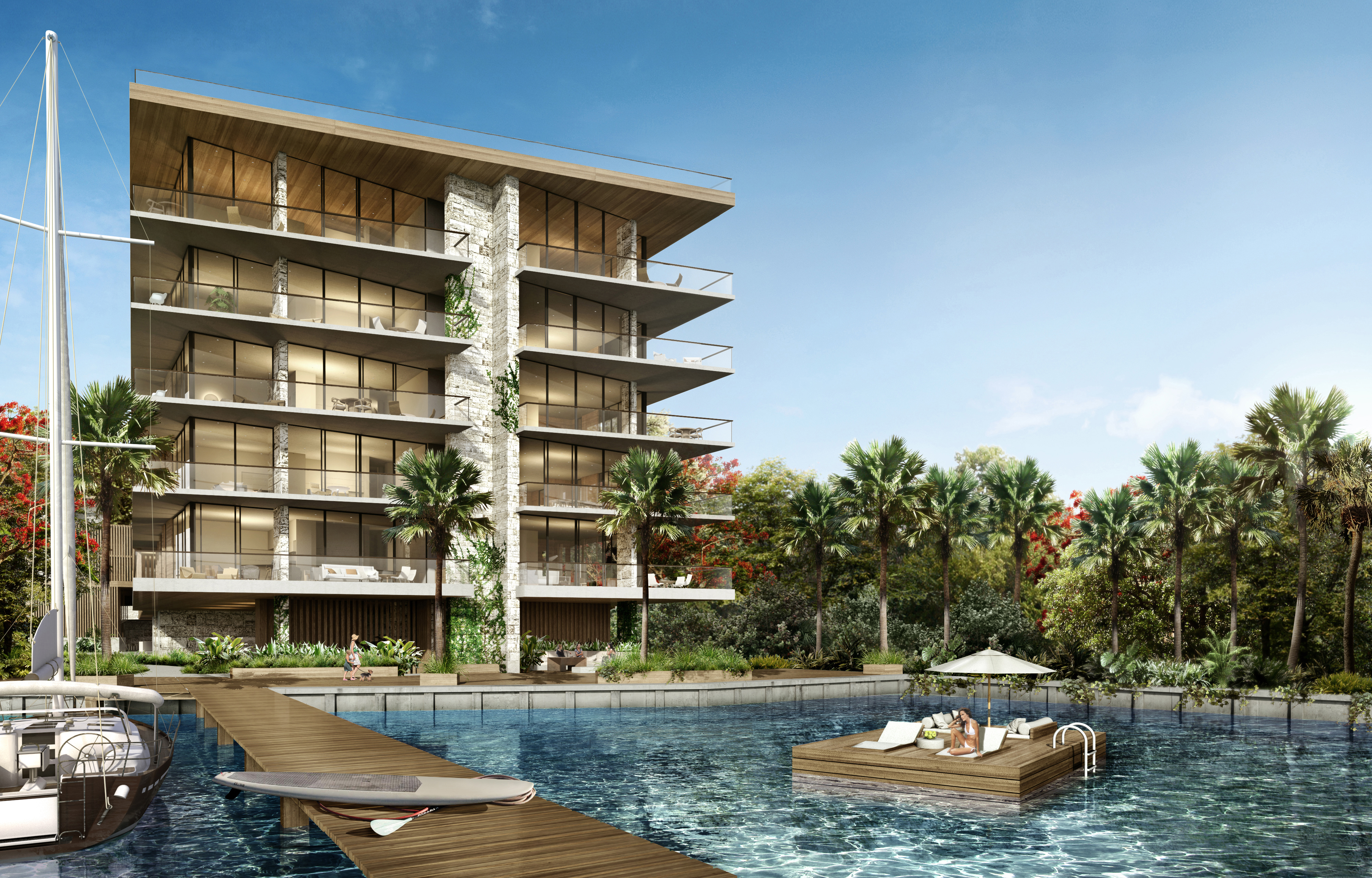 Condominium for Sale at 3581 E Glencoe St #207 3581 E Glencoe St 207 Miami, Florida, 33133 United States