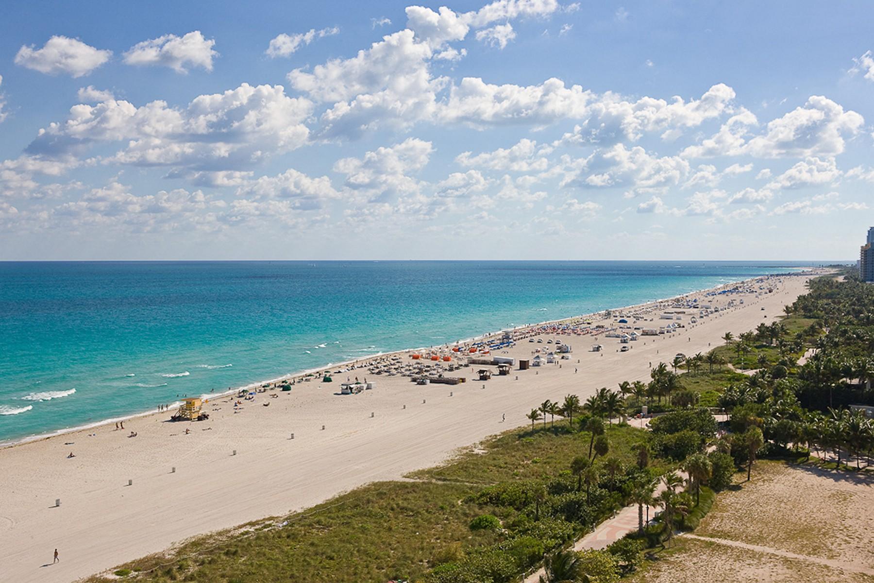 Condominium for Sale at W Hotel #1228/26 2201 Collins Ave 1228/2 Miami Beach, Florida, 33139 United States
