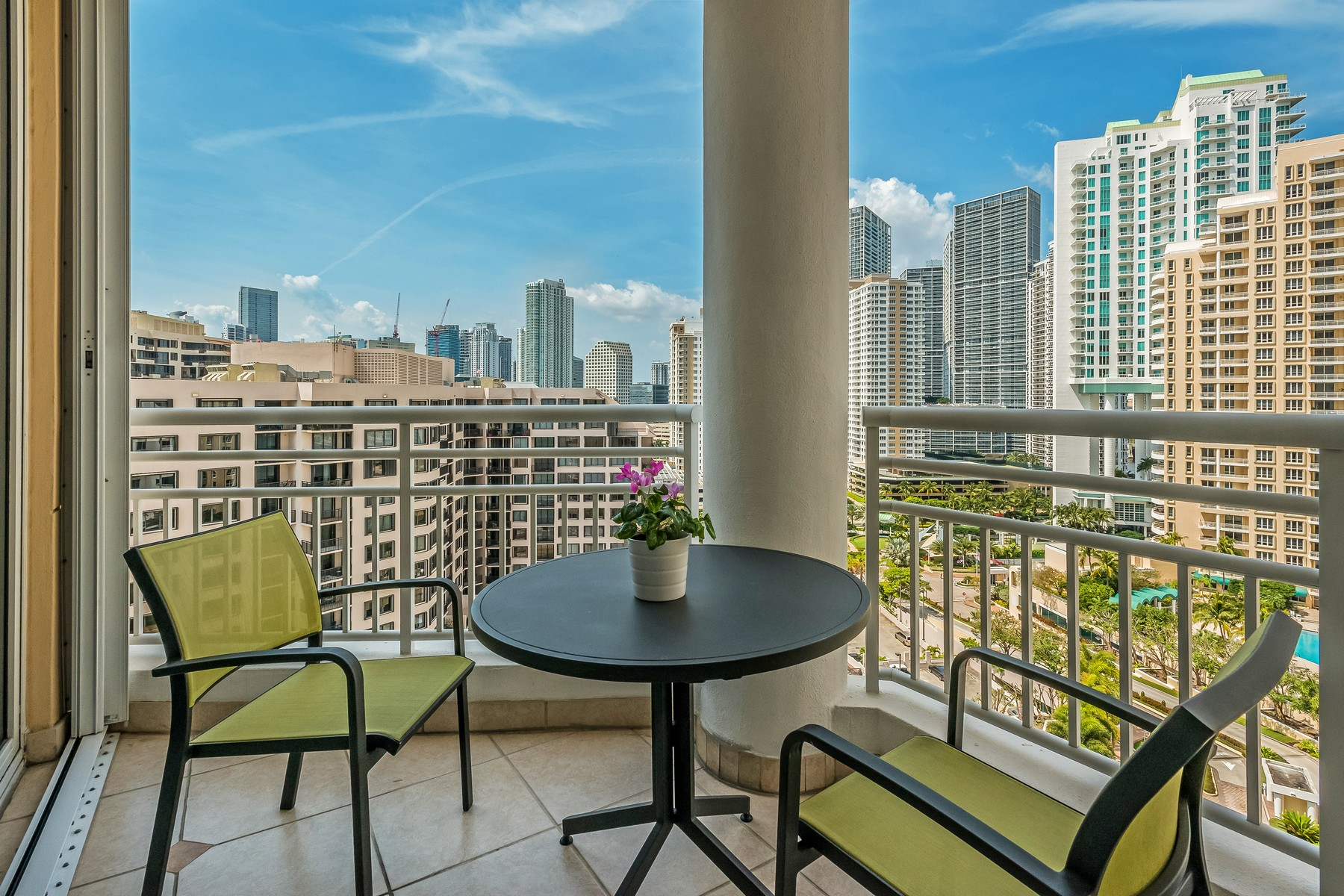 Condominium for Sale at 808 Brickell Key Dr #1708 808 Brickell Key Dr 1708 Miami, Florida, 33131 United States
