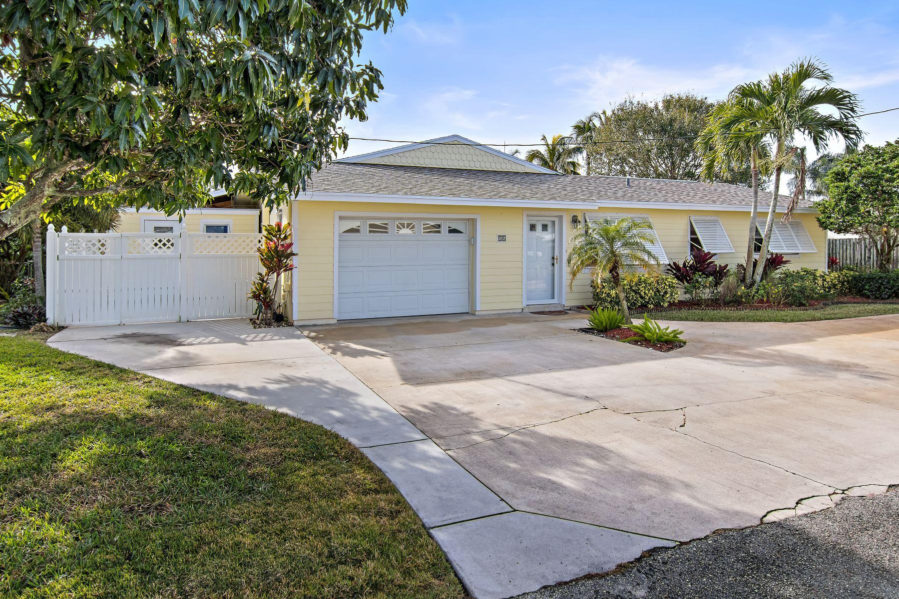 一戸建て のために 売買 アット 86 Sw Cabana Point Circle 86 Sw Cabana Point Circle Stuart, フロリダ 34994 アメリカ合衆国