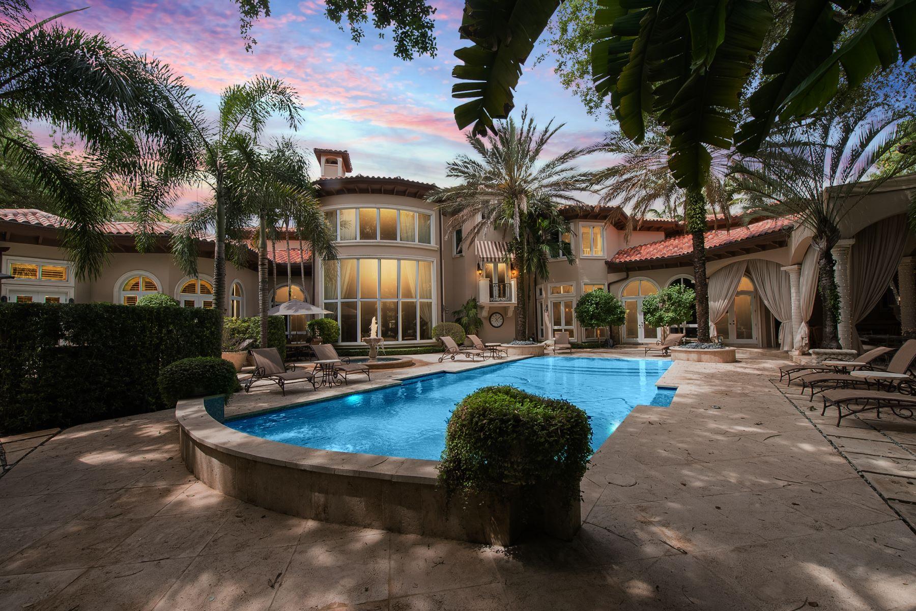 단독 가정 주택 용 매매 에 10801 Sw 69th Ave Miami, 플로리다, 33156 미국