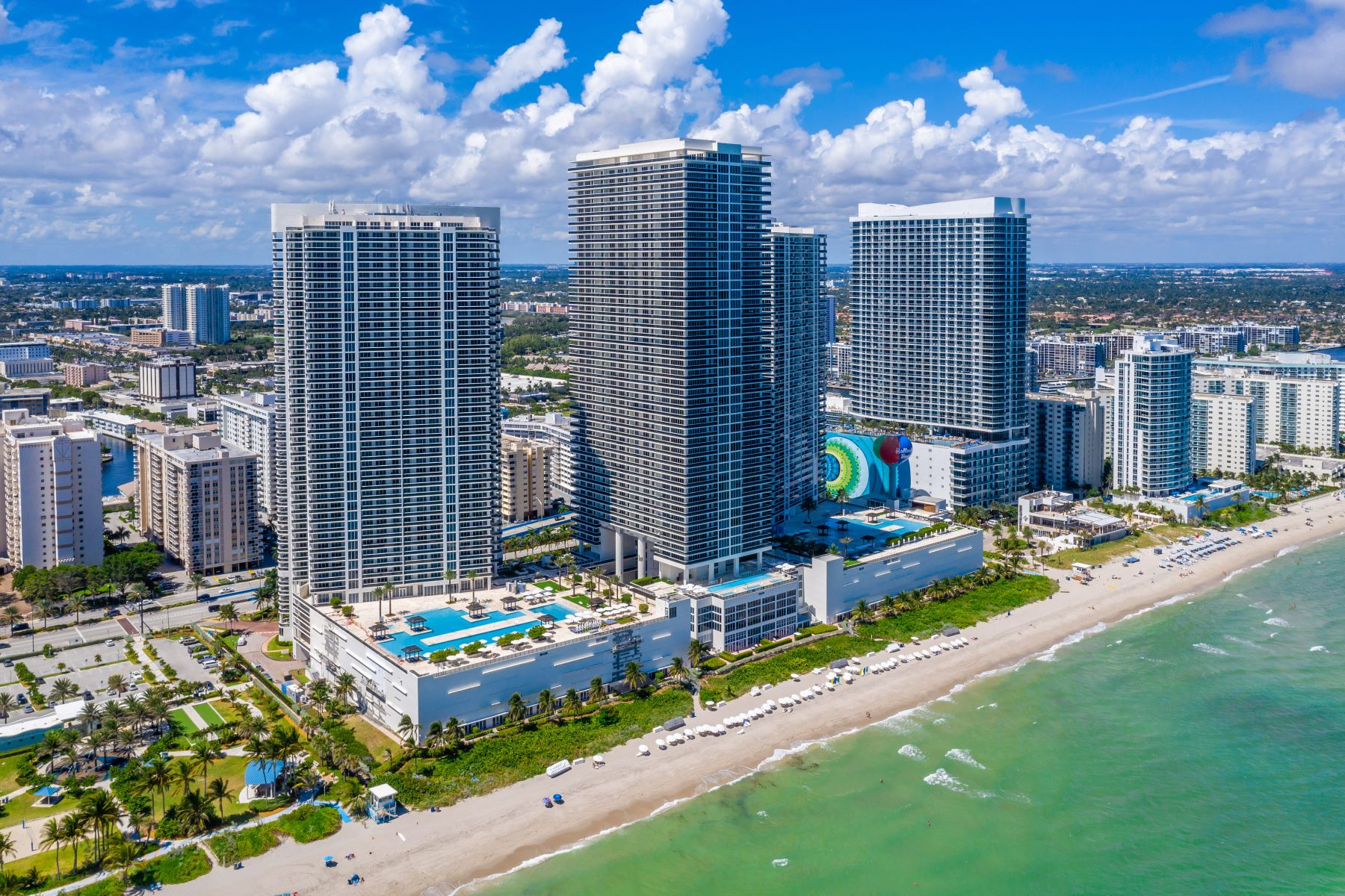 Condominiums for Sale at 1850 S Ocean Dr 3808 Hallandale, Florida 33009 United States