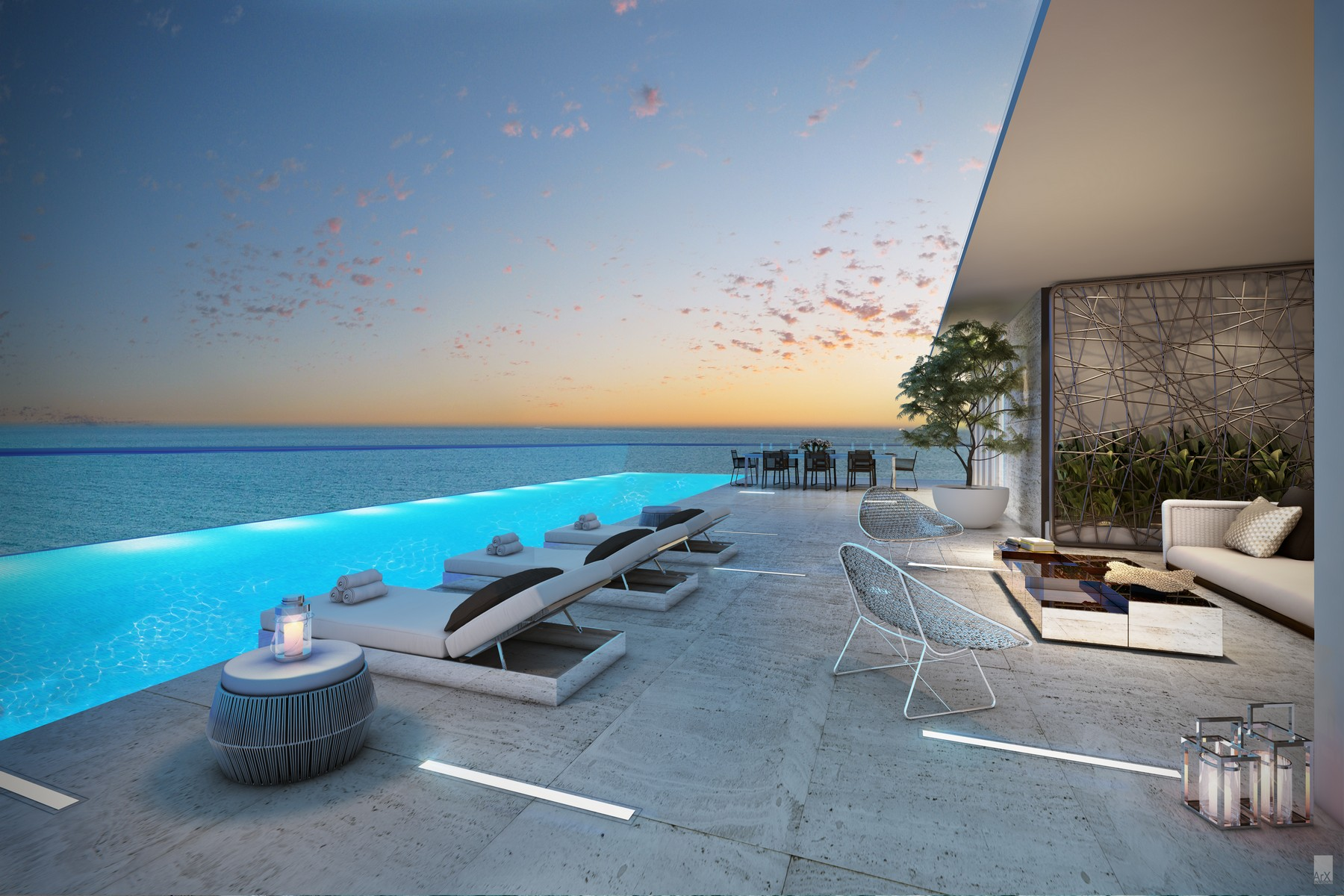 Piso por un Venta en Turnberry Ocean Club 18501Collins Ave PH01 Sunny Isles Beach, Florida, 33160 Estados Unidos