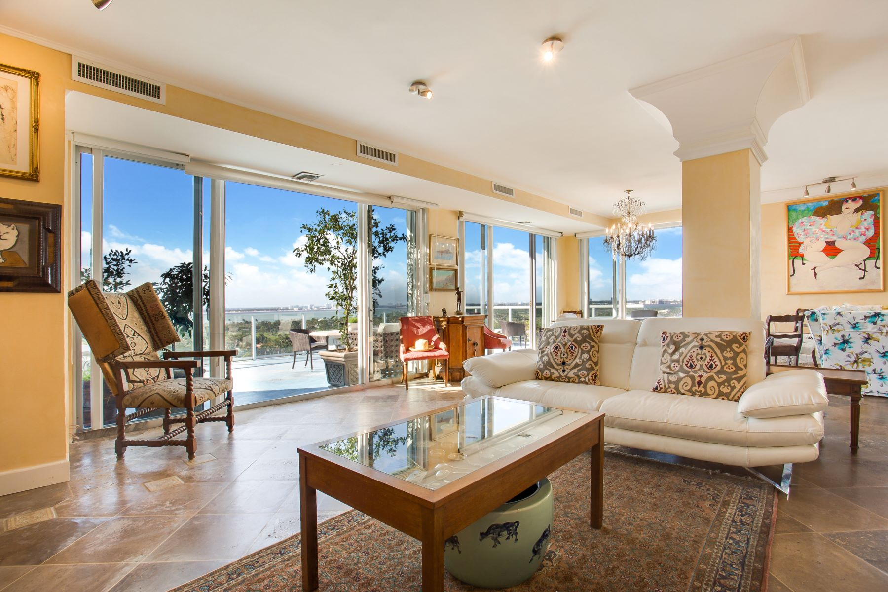 Condominium for Sale at 5001 Collins Ave 5001 Collins Ave PH-1, Miami Beach, Florida, 33140 United States