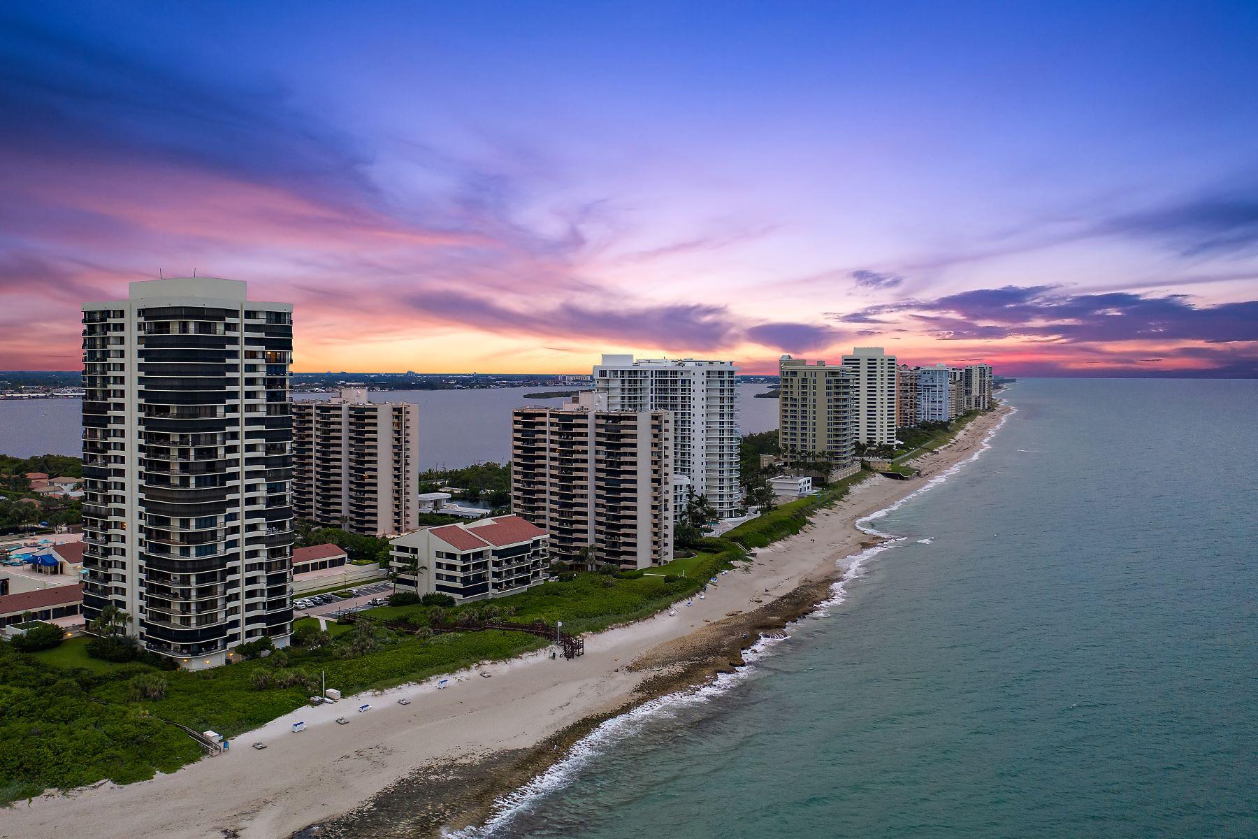Condominiums für Verkauf beim 4000 N Ocean Drive 2301, Singer Island, Florida 33404 Vereinigte Staaten