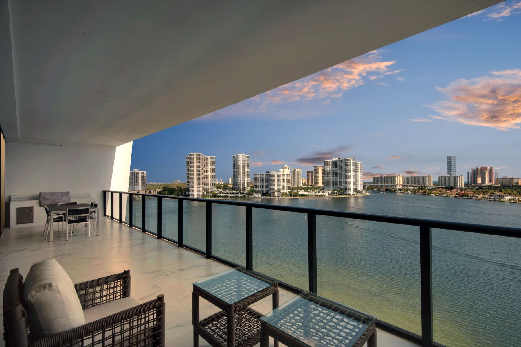 "Condominiums for Sale at 5500 Island Estates ""model By Steven G"" Furnished 902, Aventura, Florida 33160 United States"