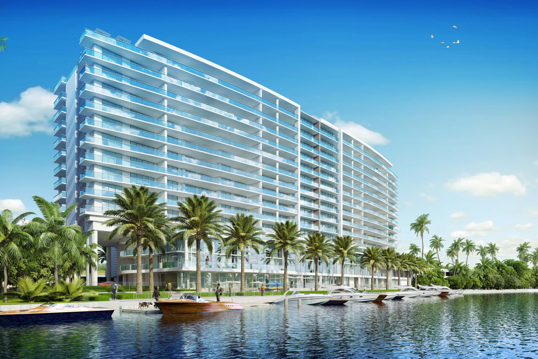 Appartement pour l Vente à 1180 N Federal Hy #504 1180 N Federal Hy 504 Fort Lauderdale, Florida, 33304 États-Unis